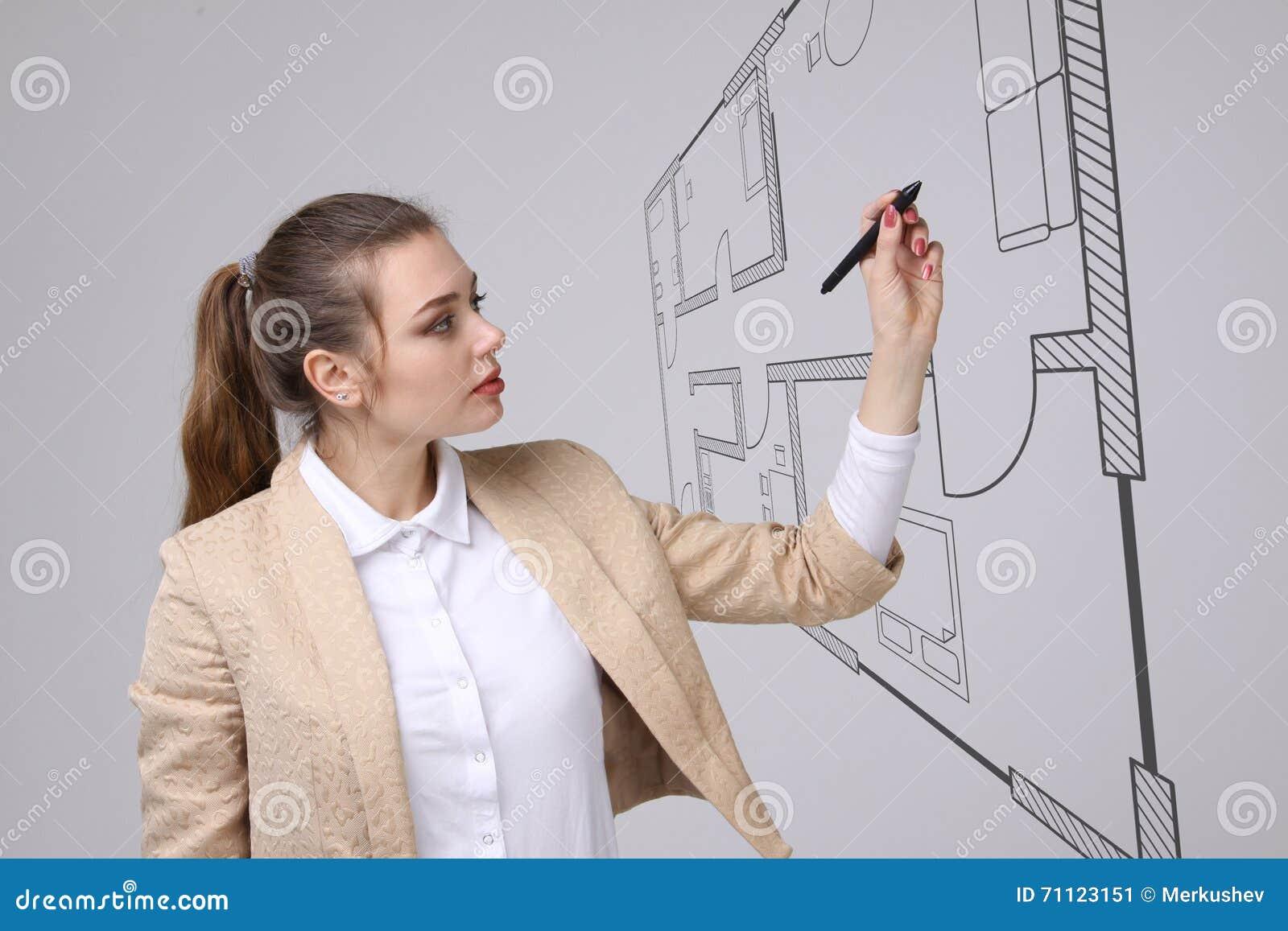 plan appartement virtuel. Black Bedroom Furniture Sets. Home Design Ideas