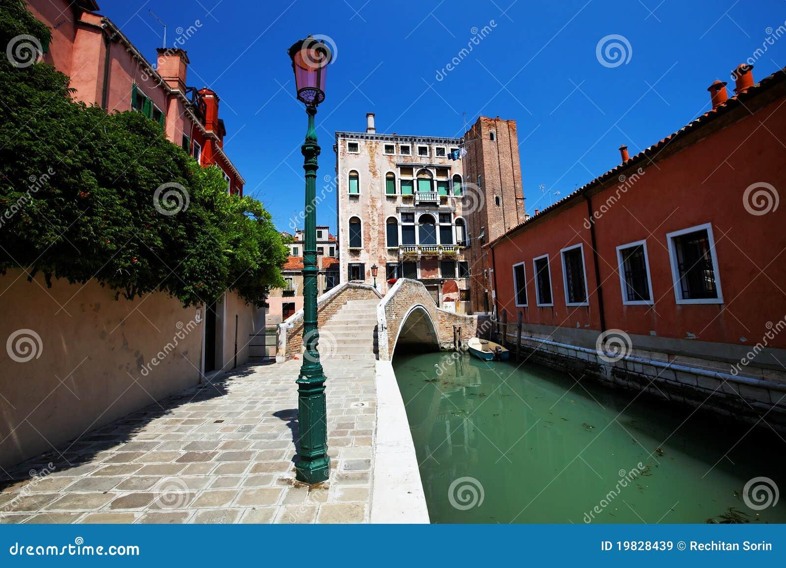 Architecturaal detail in Venetië