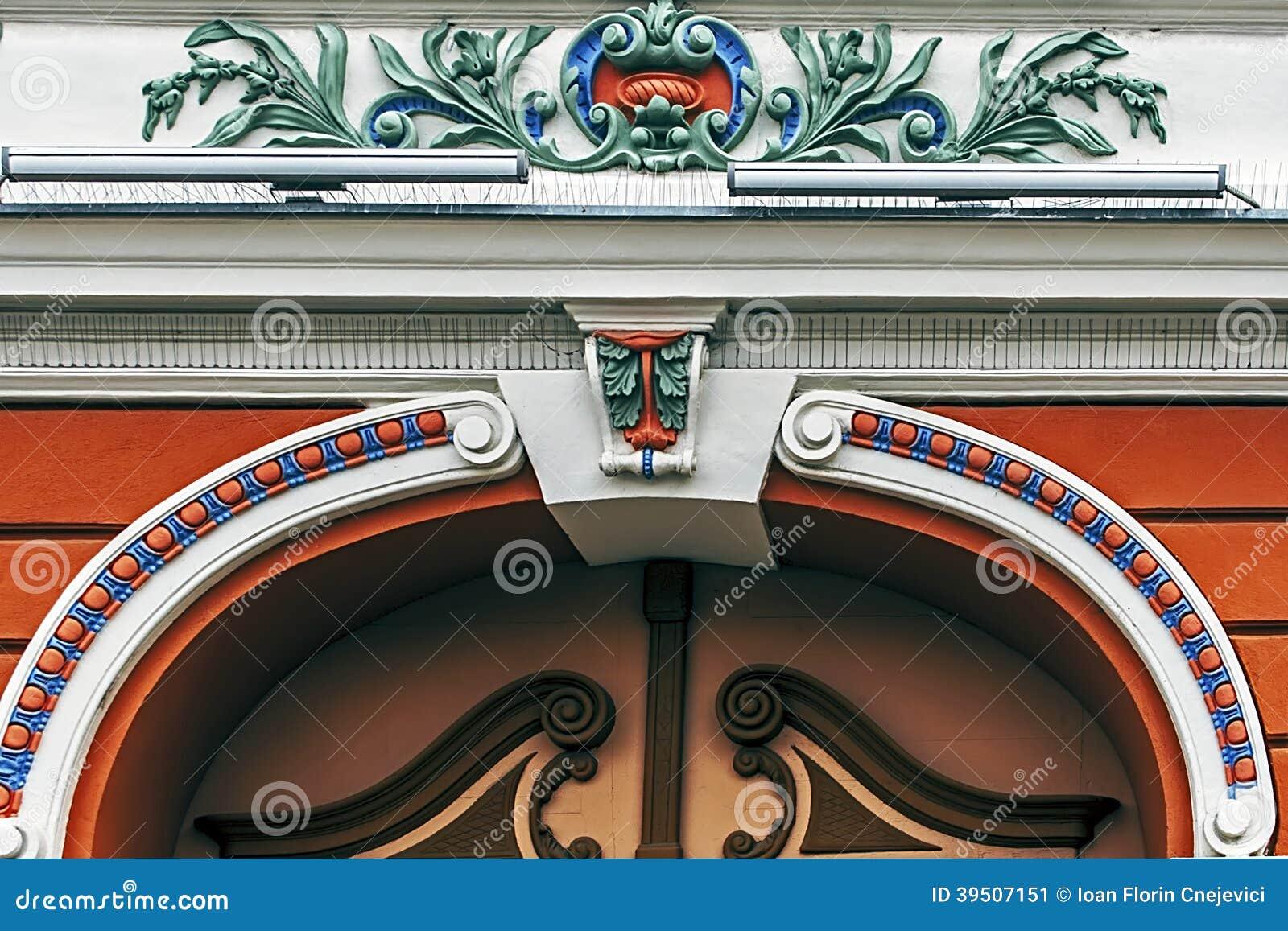 Architectural Detail 1