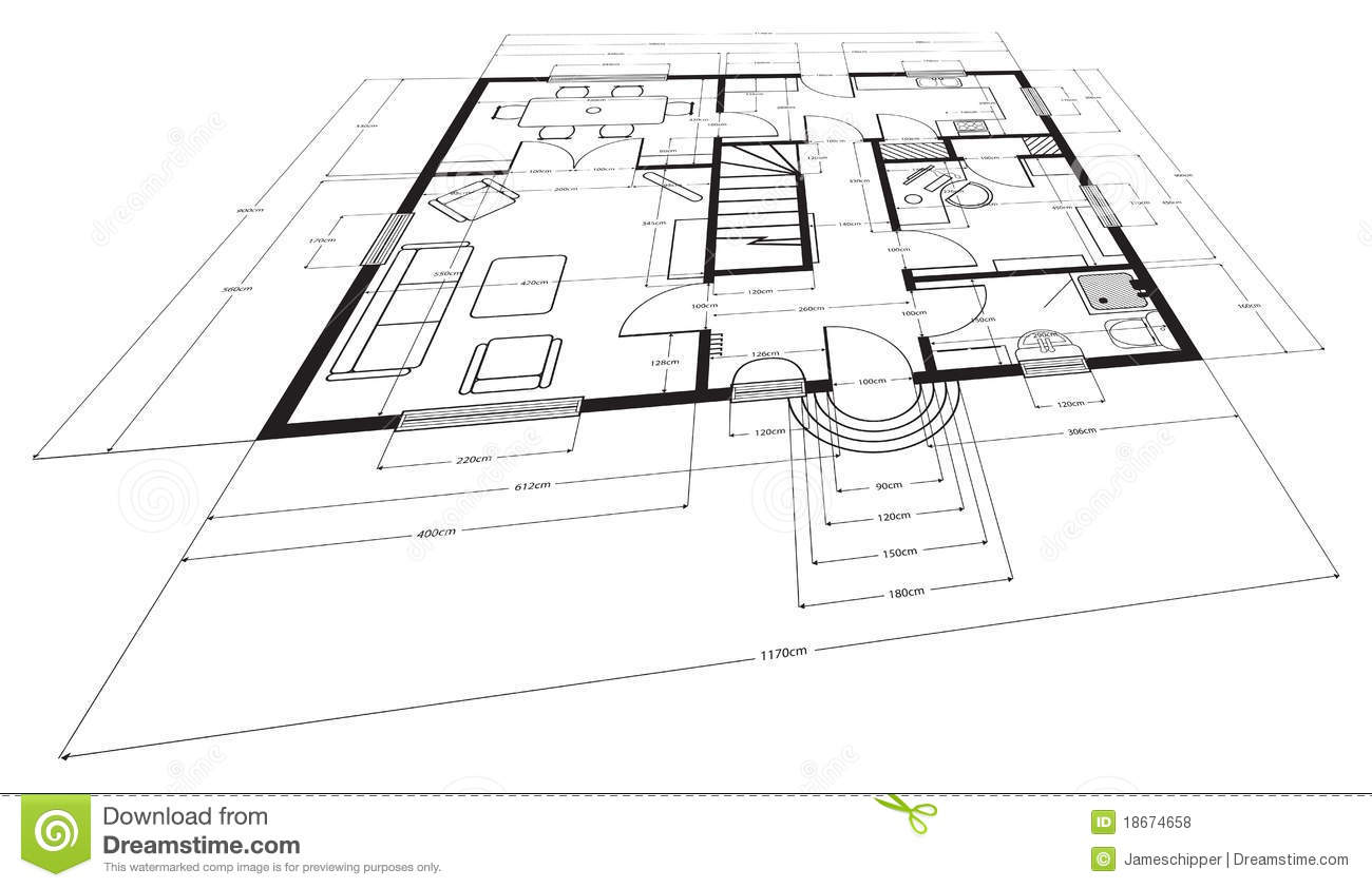 Http Dreamstime Com Royalty Free Stock Photos Architectural Drawing Image18674658