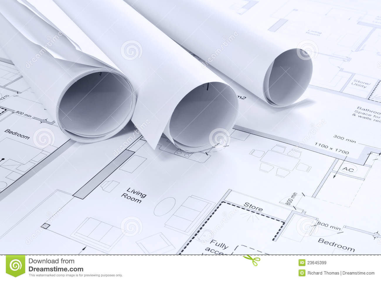 Architectural drawings background stock image image of for Free online architecture design