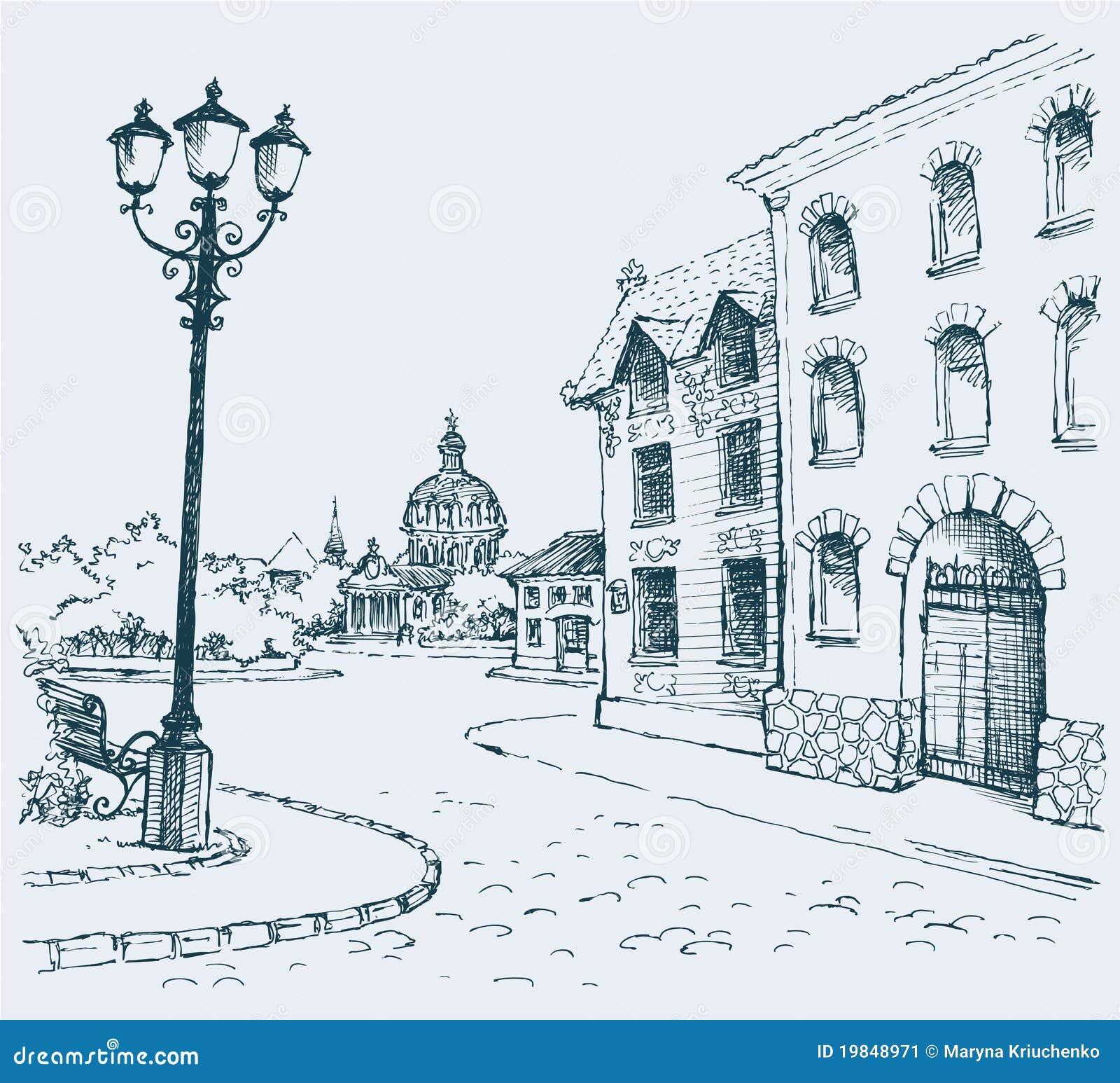 The architectural landscape