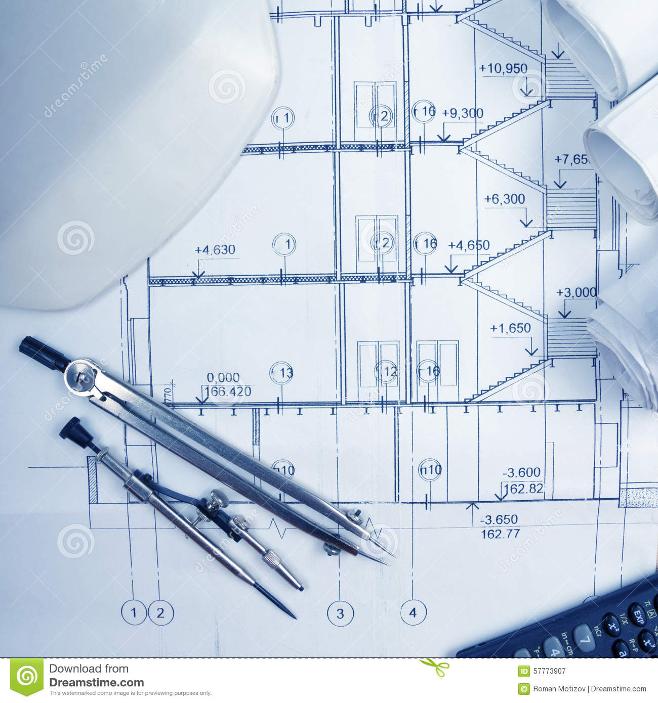 Architectural project blueprints blueprint rolls for Blueprint estimator