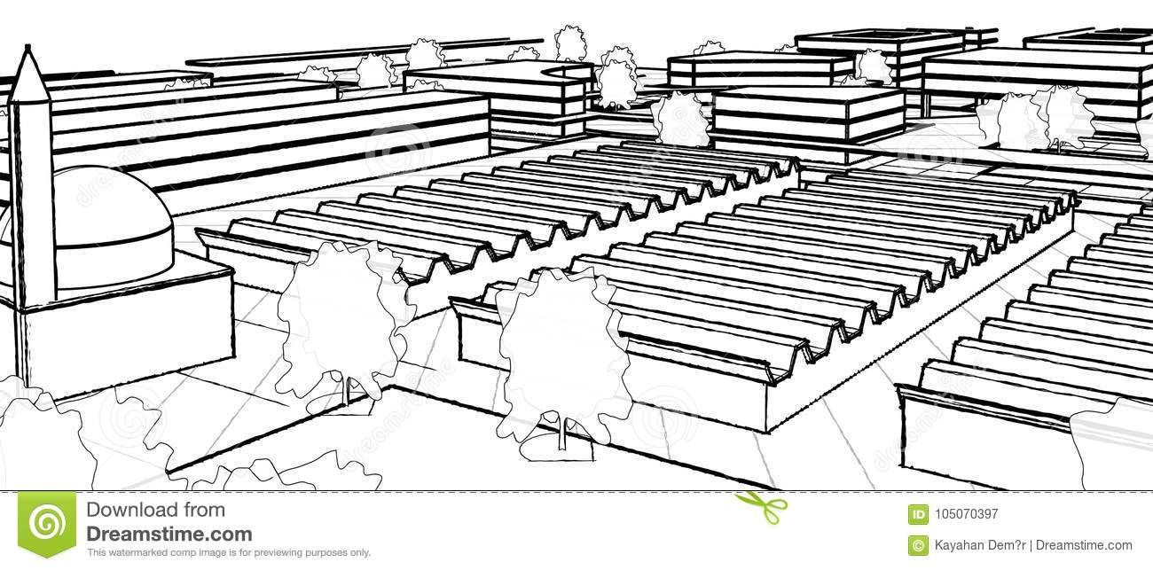 Structural Roof Stock Illustrations 268 Structural Roof Stock Illustrations Vectors Clipart Dreamstime