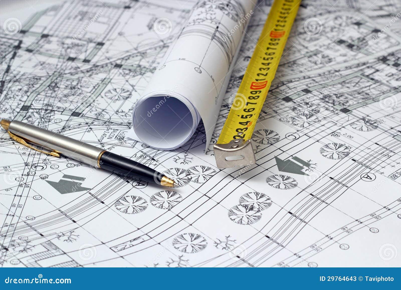 Drawing Kit Project Stock Photo CartoonDealercom 31757214