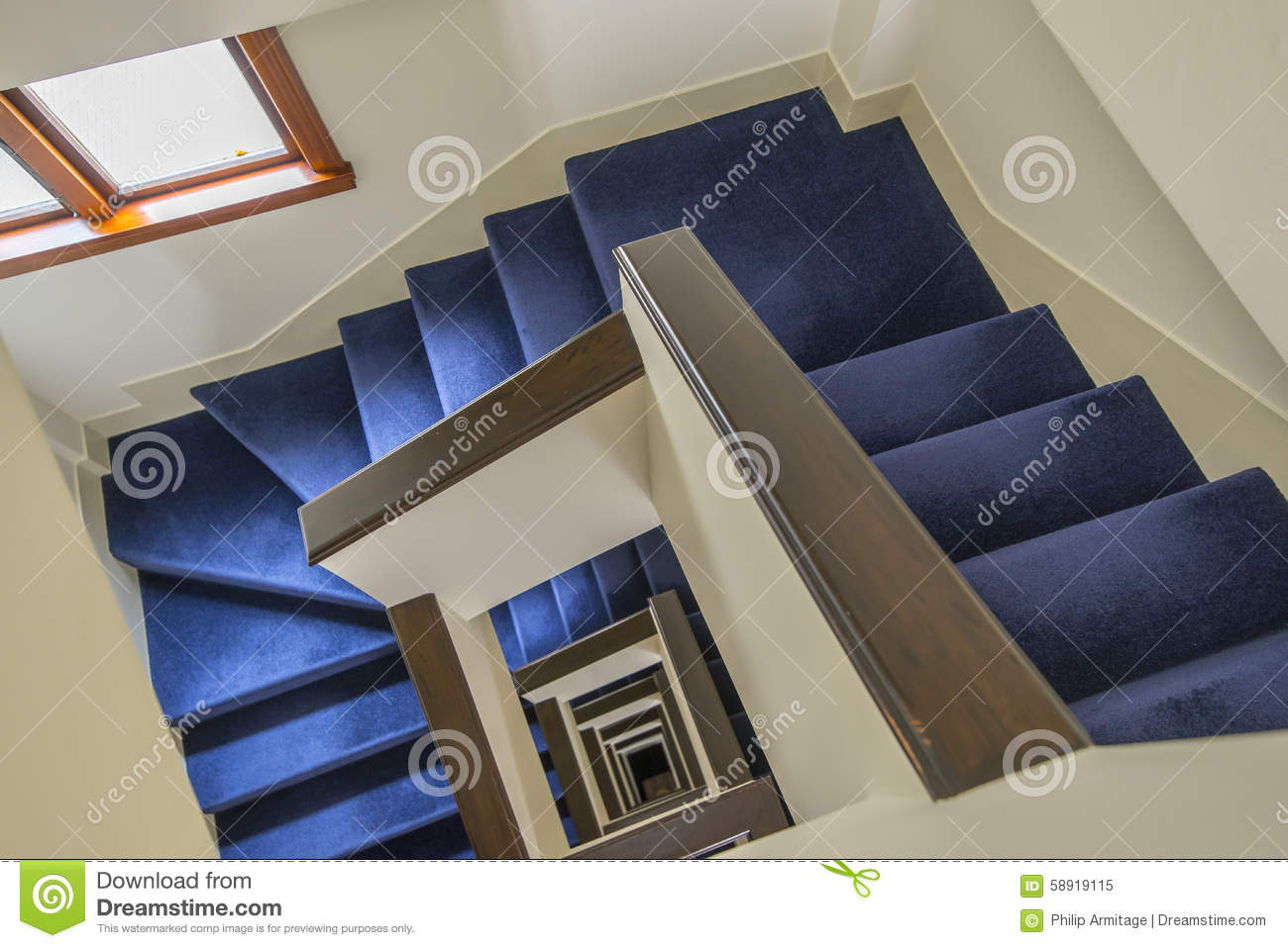 Download Architectural Stair Abstract Stock Image   Image Of Staircase,  Building: 58919115