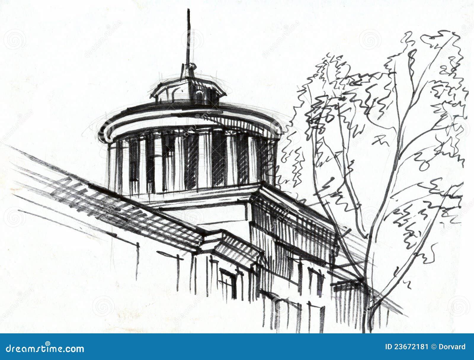 Architecturale tekening