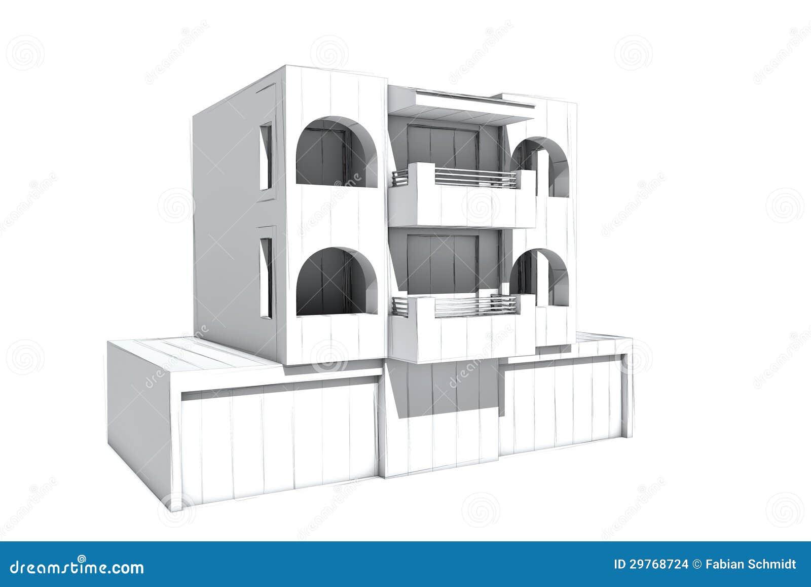 Architecturale visualisatie