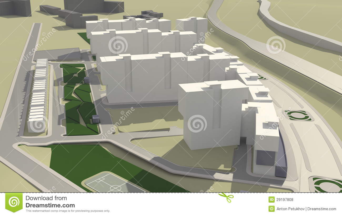Architecture (3d rendering)