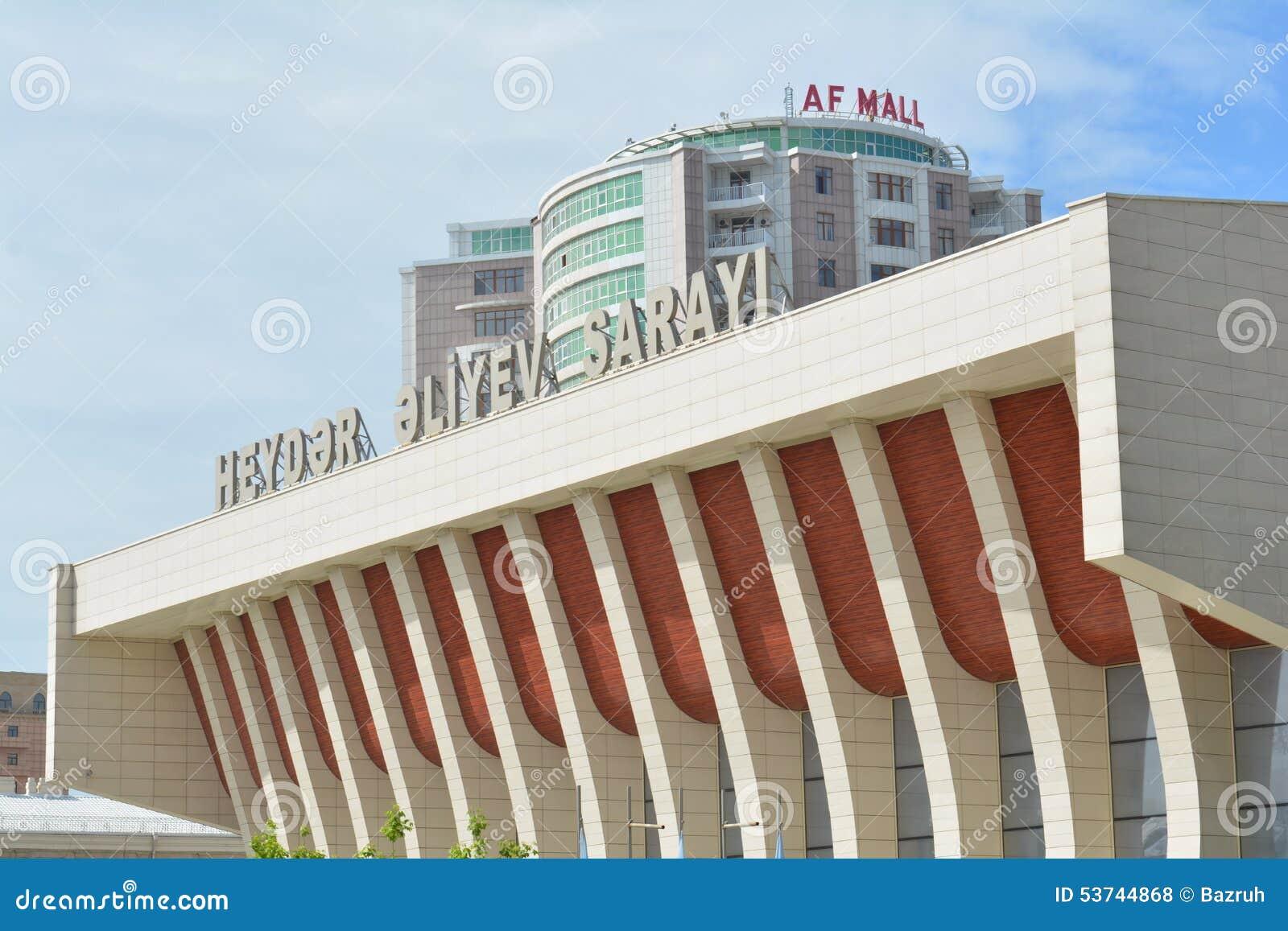 Architecture of Baku, Heydar Aliyev Palace
