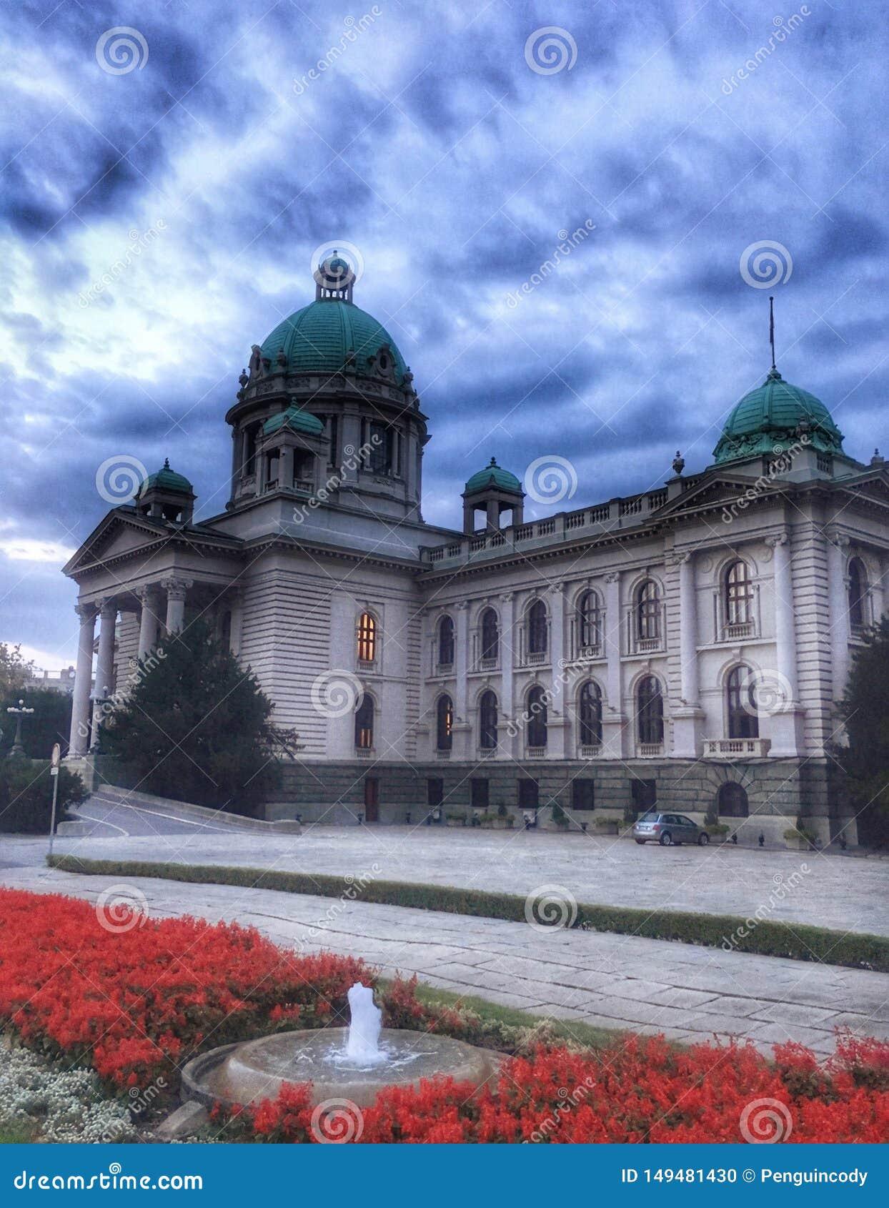 Architecture of Belgrade, Serbia