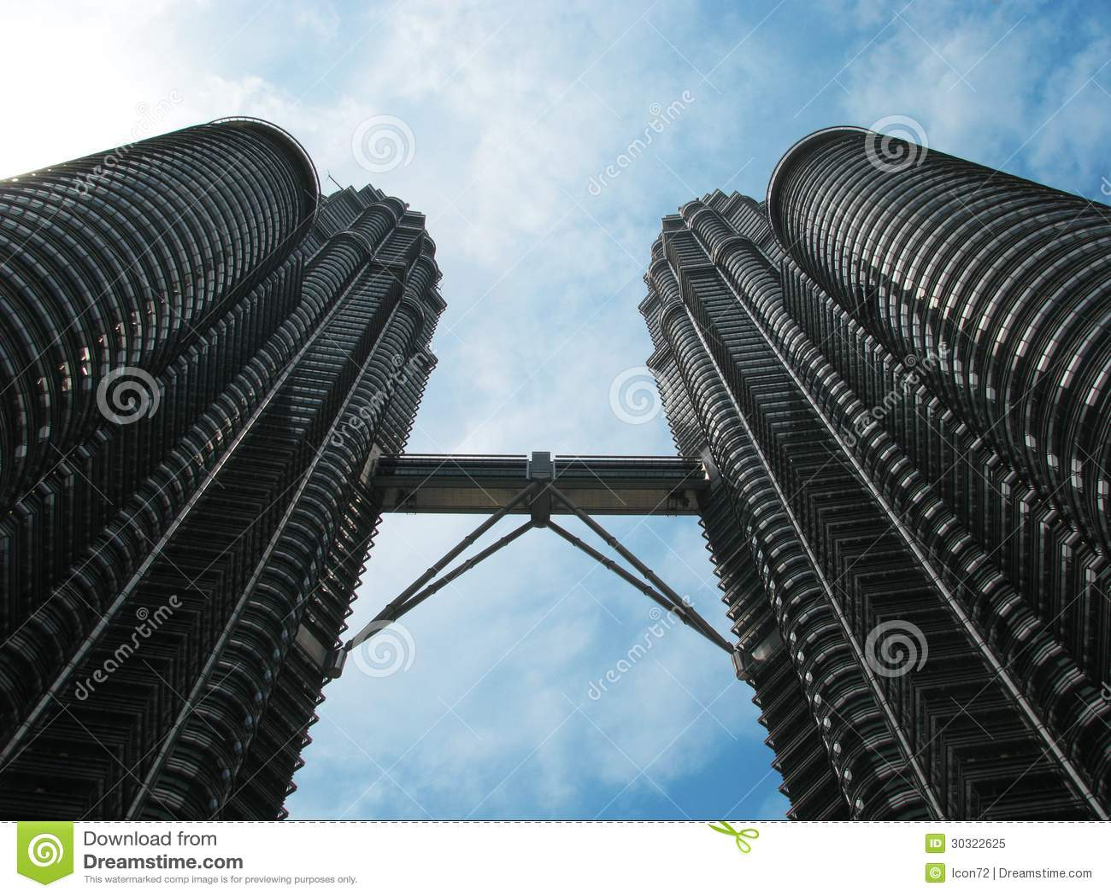 Tours jumelles de petronas architecture c l bre de kuala for Architecture celebre