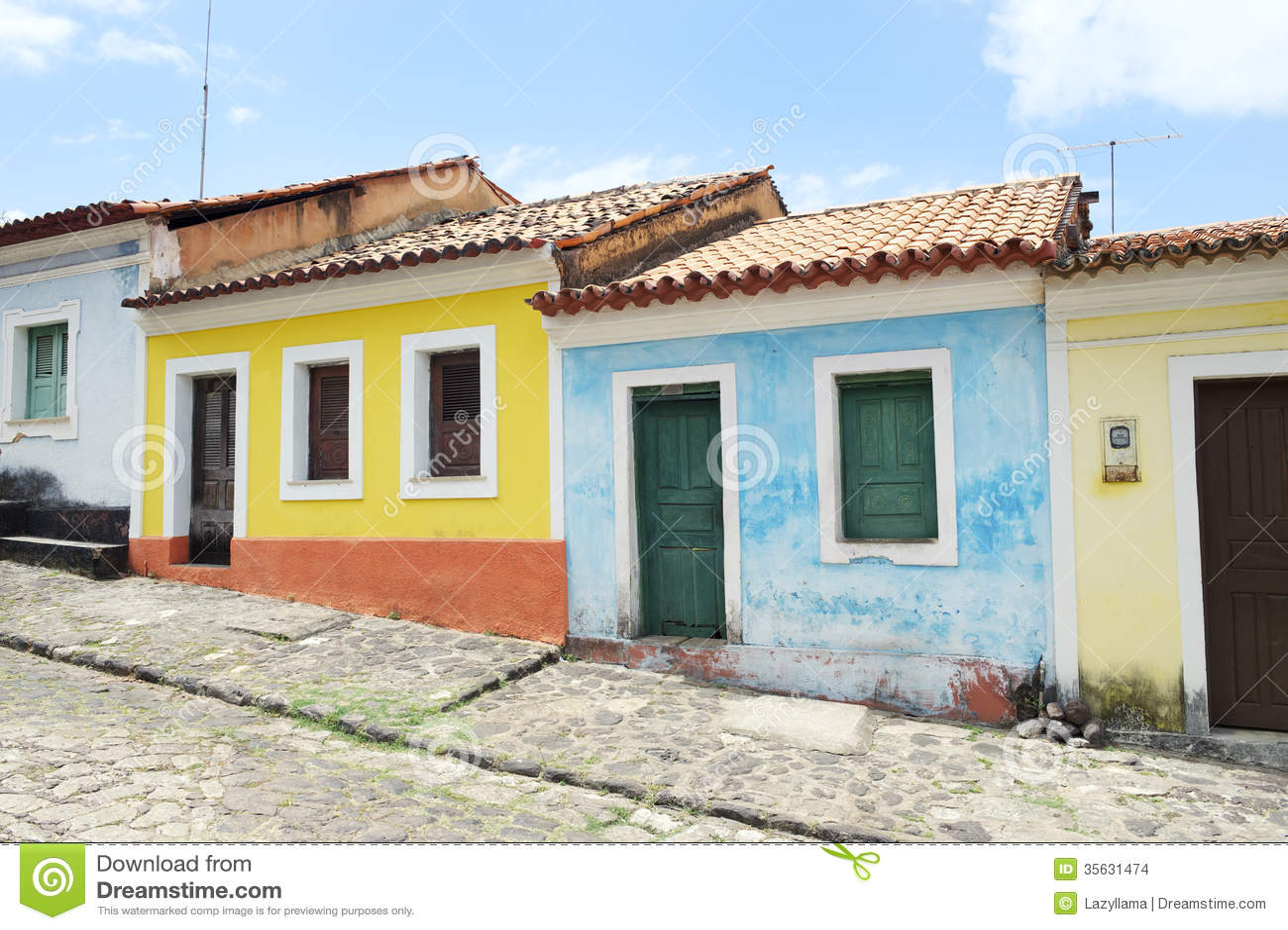 Architecture coloniale portugaise br silienne for Architecture traditionnelle