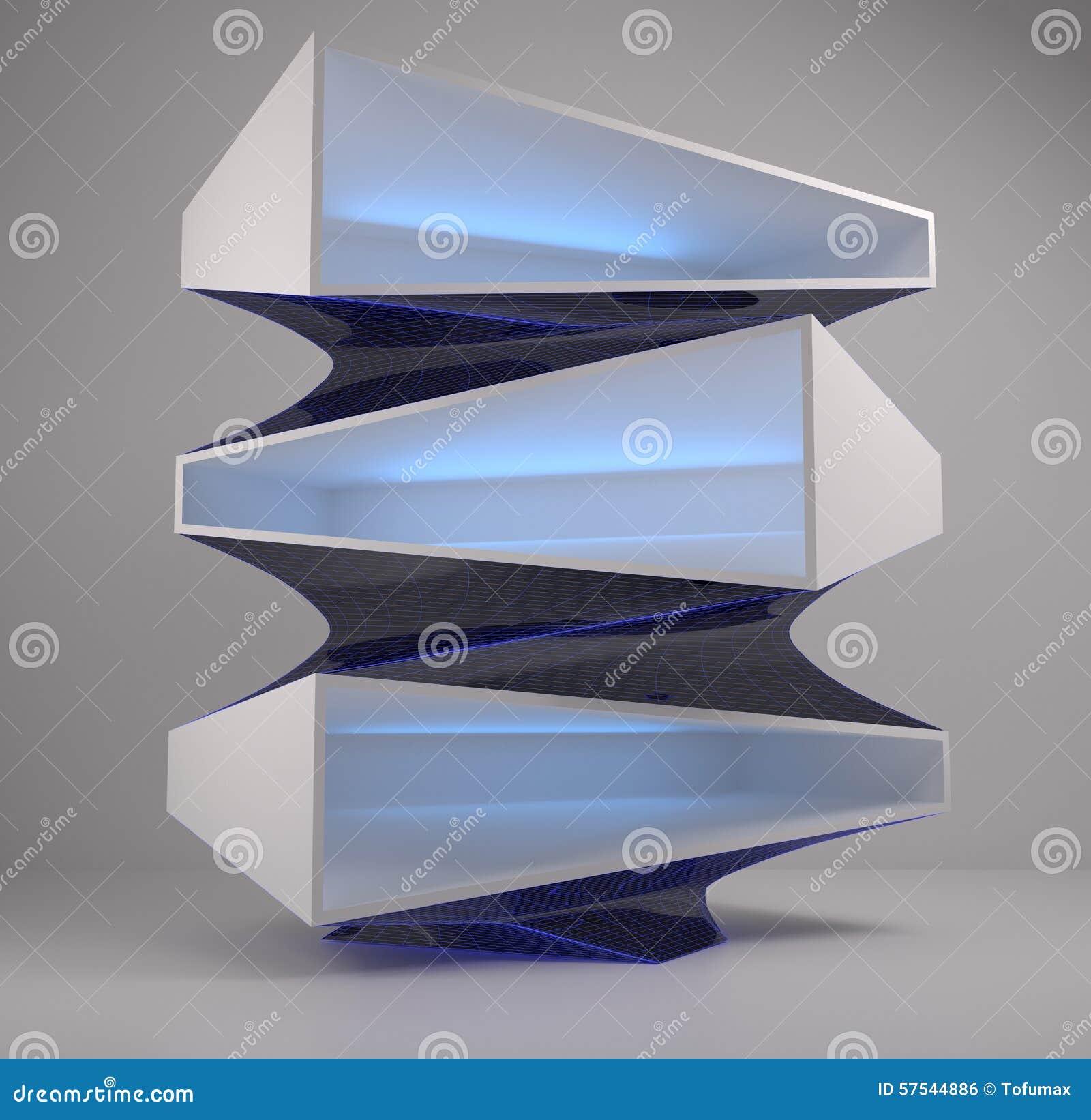 Architecture concept design stock illustration image for What is design concept in architecture