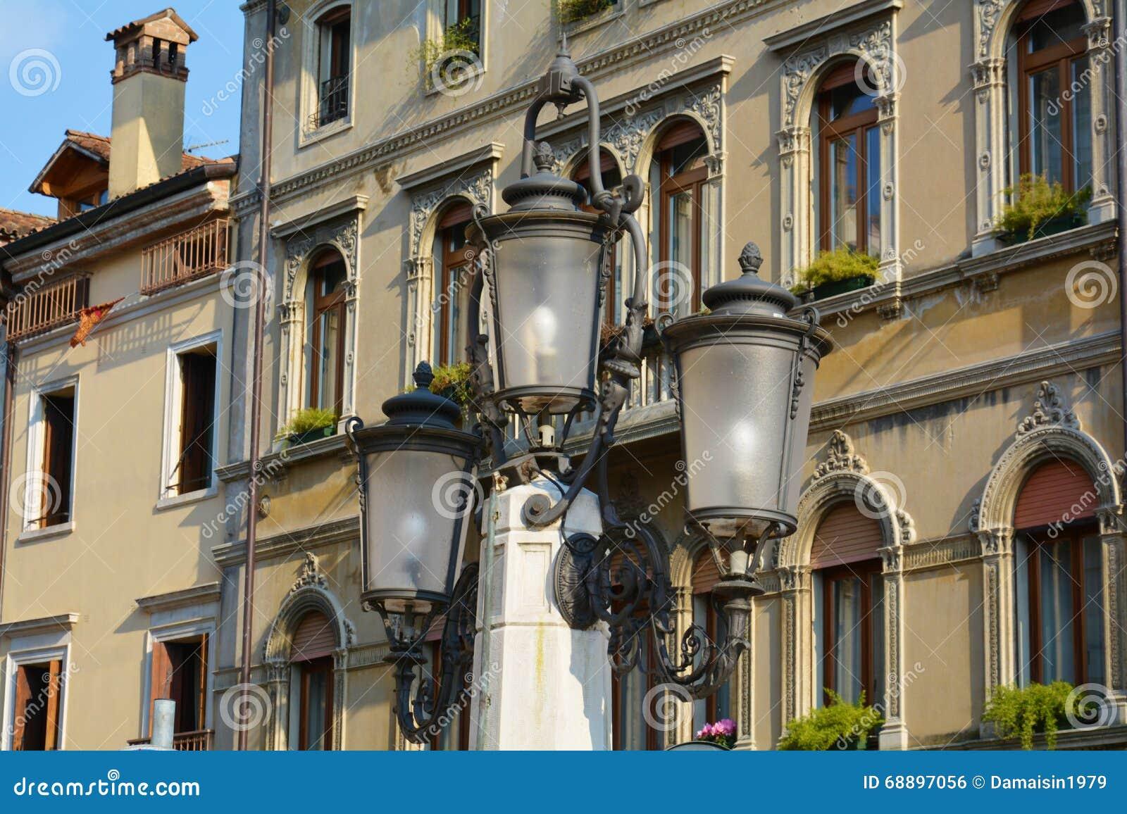Architecture in Conegliano, Italy