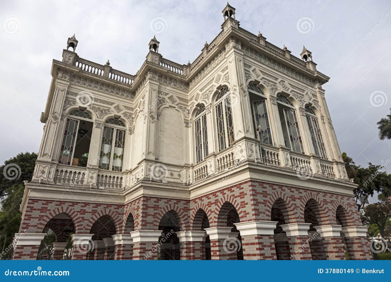 Architecture de Lima