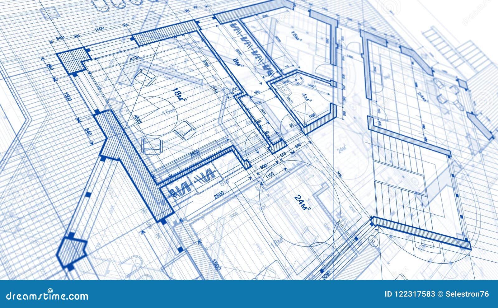 Image of: Architecture Design Blueprint Intended Architecture Design Blueprint Plan Illustration Of Mod Design Blueprint Plan Illustration Of Mod