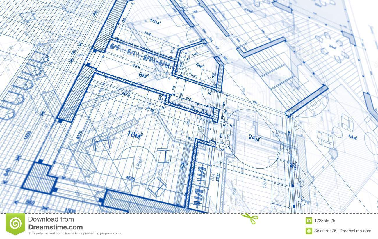 Architectural design blueprint Art Gallery Architecture Design Blueprint Plan Illustration Of Plan Mod Alamy Architecture Design Blueprint Plan Illustration Of Plan Mod