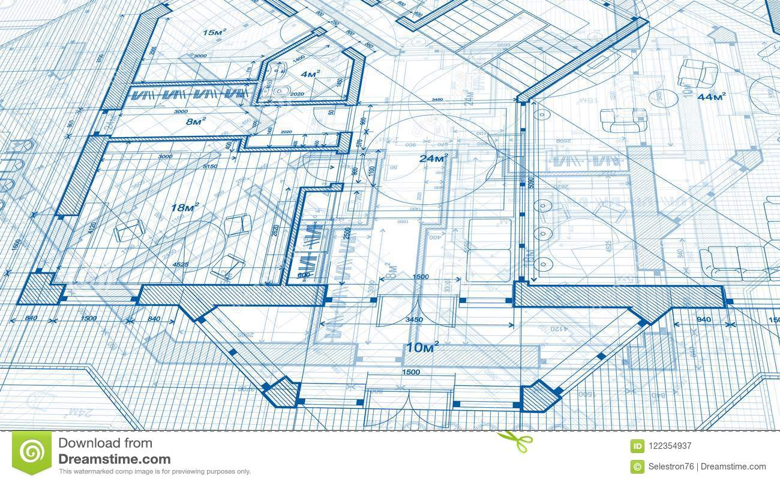 Architecture design blueprint plan illustration of a plan mod download architecture design blueprint plan illustration of a plan mod stock image image malvernweather Gallery