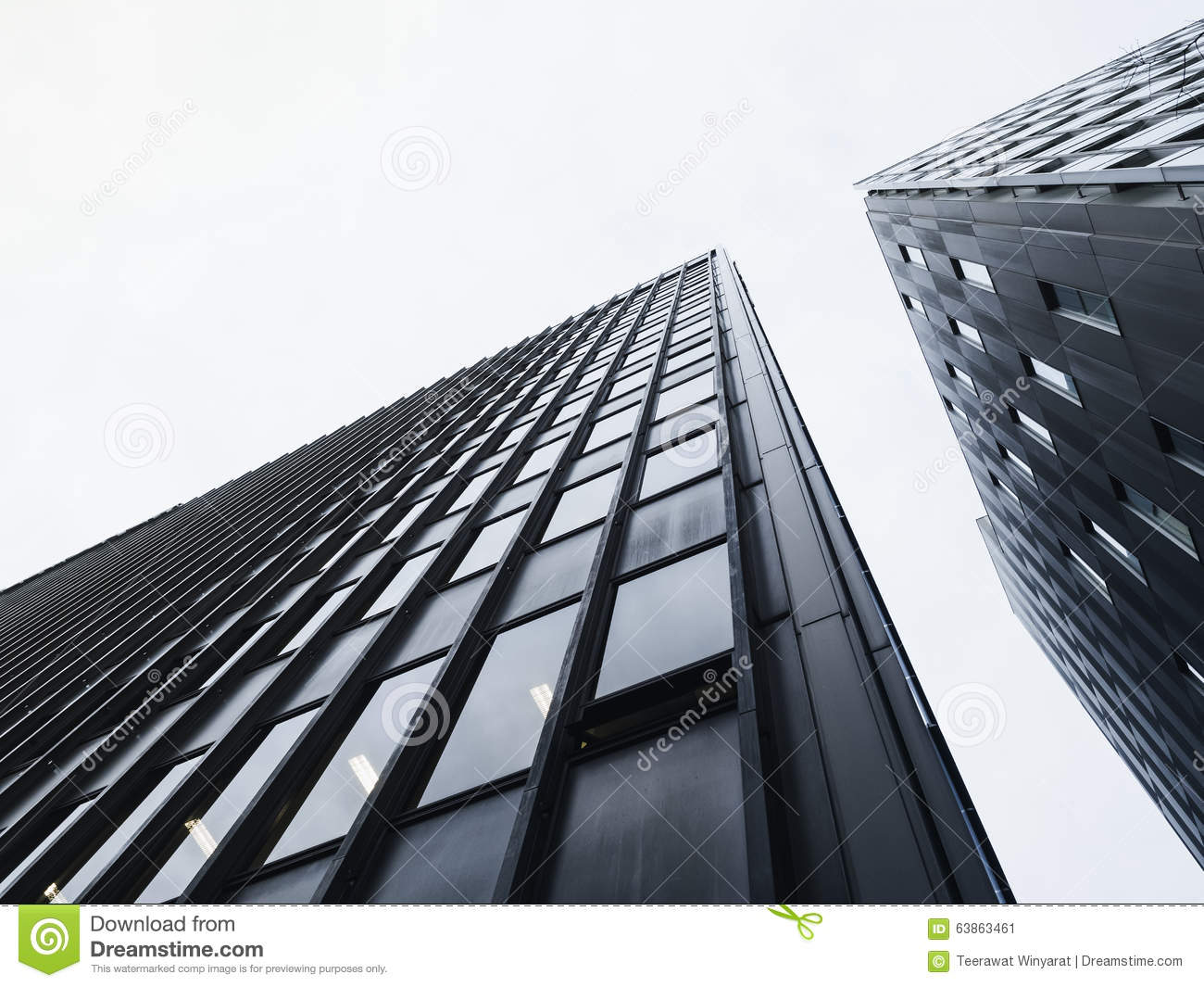 Modern Architecture Detail modern architecture in black and white stock photos - image: 35423223