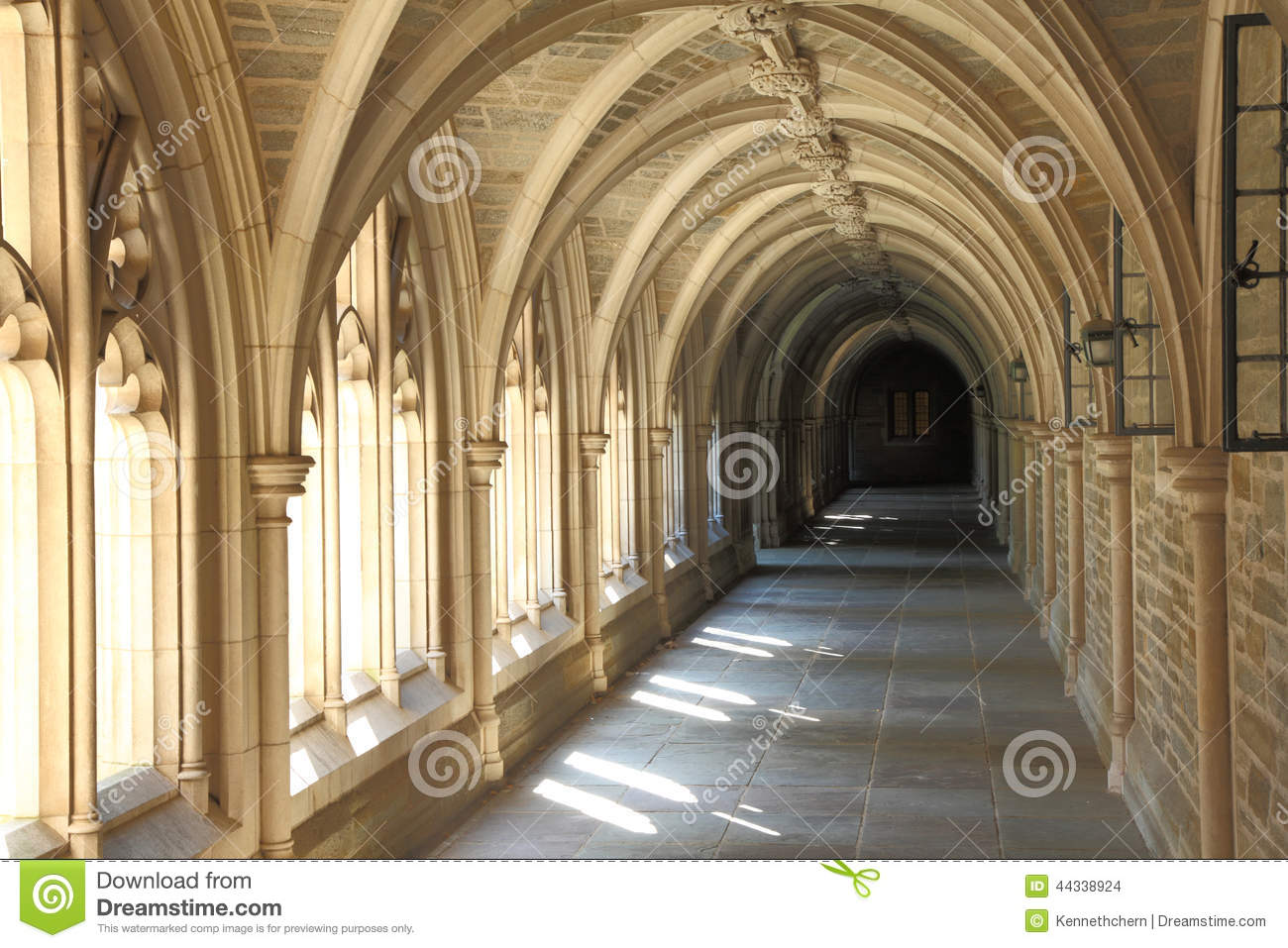 Architecture Detail In Princeton University. Famous, Grad. Great Pictures