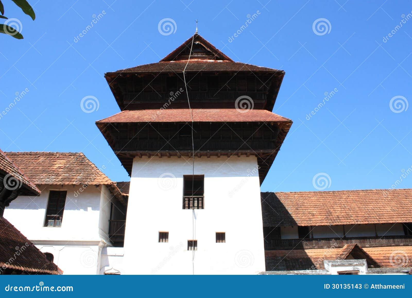 Sud inde de tamil nadu de palais de padmanabhapuram photos for Architecture inde
