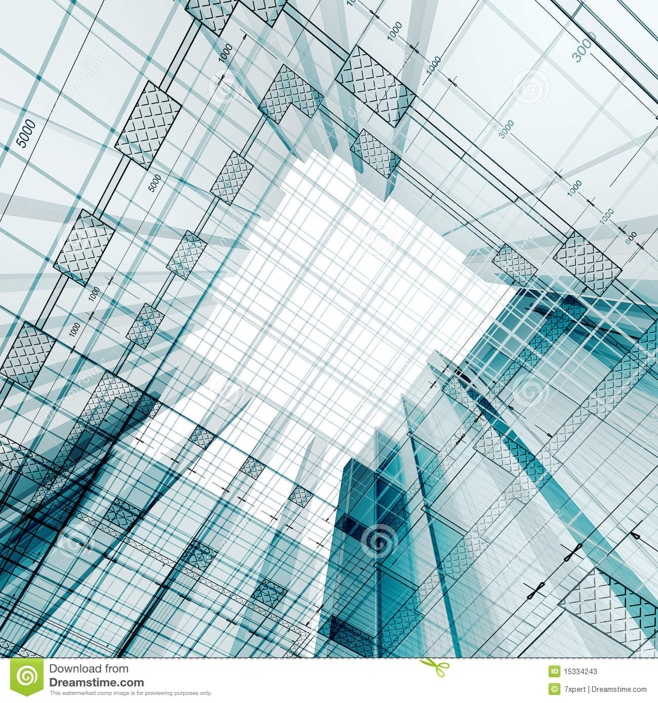 Architecture engineering stock photos image 15334243 for Architectural engineering concepts
