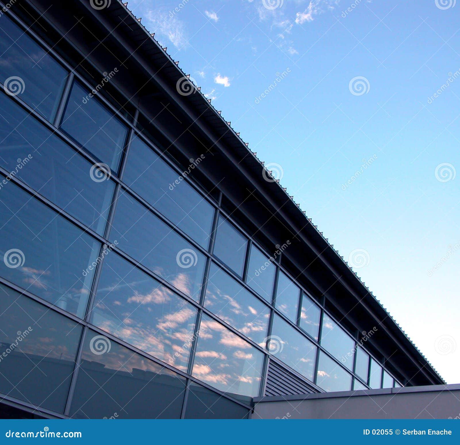 Architecture et ciel