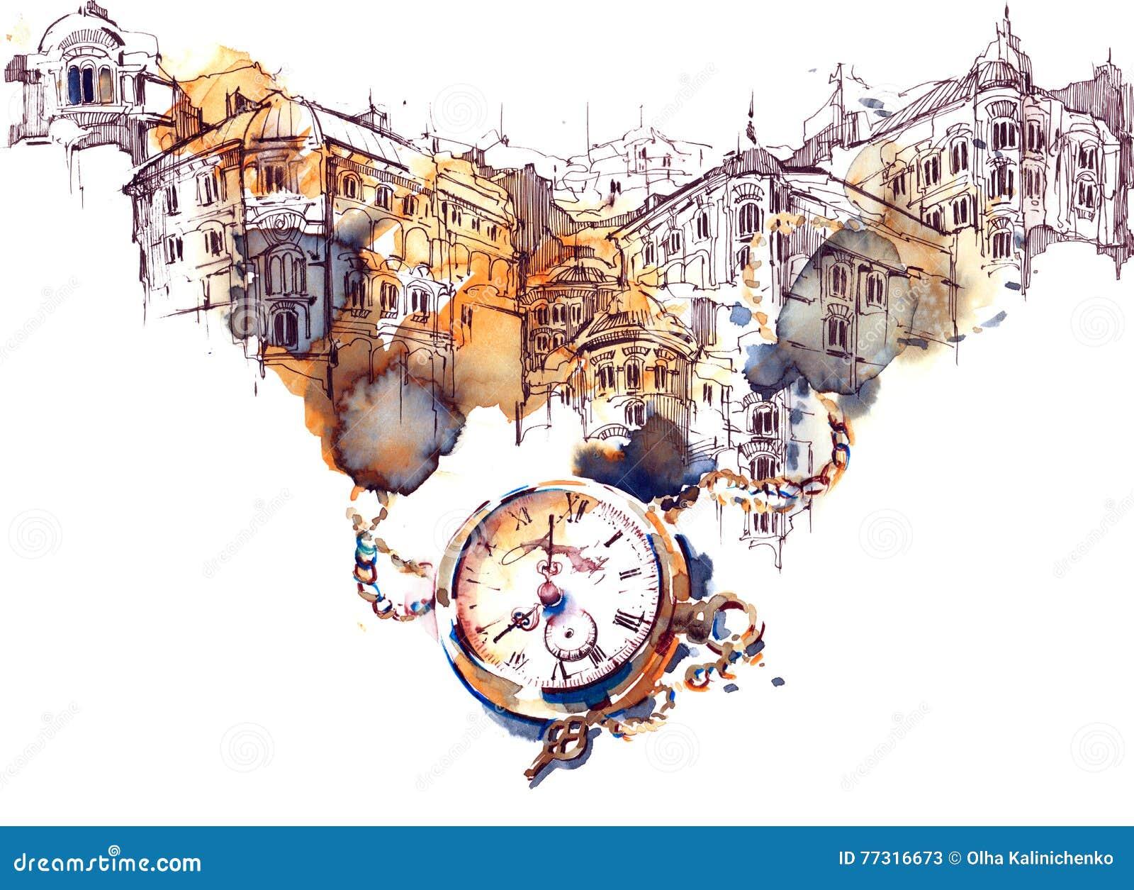 Architecture et temps