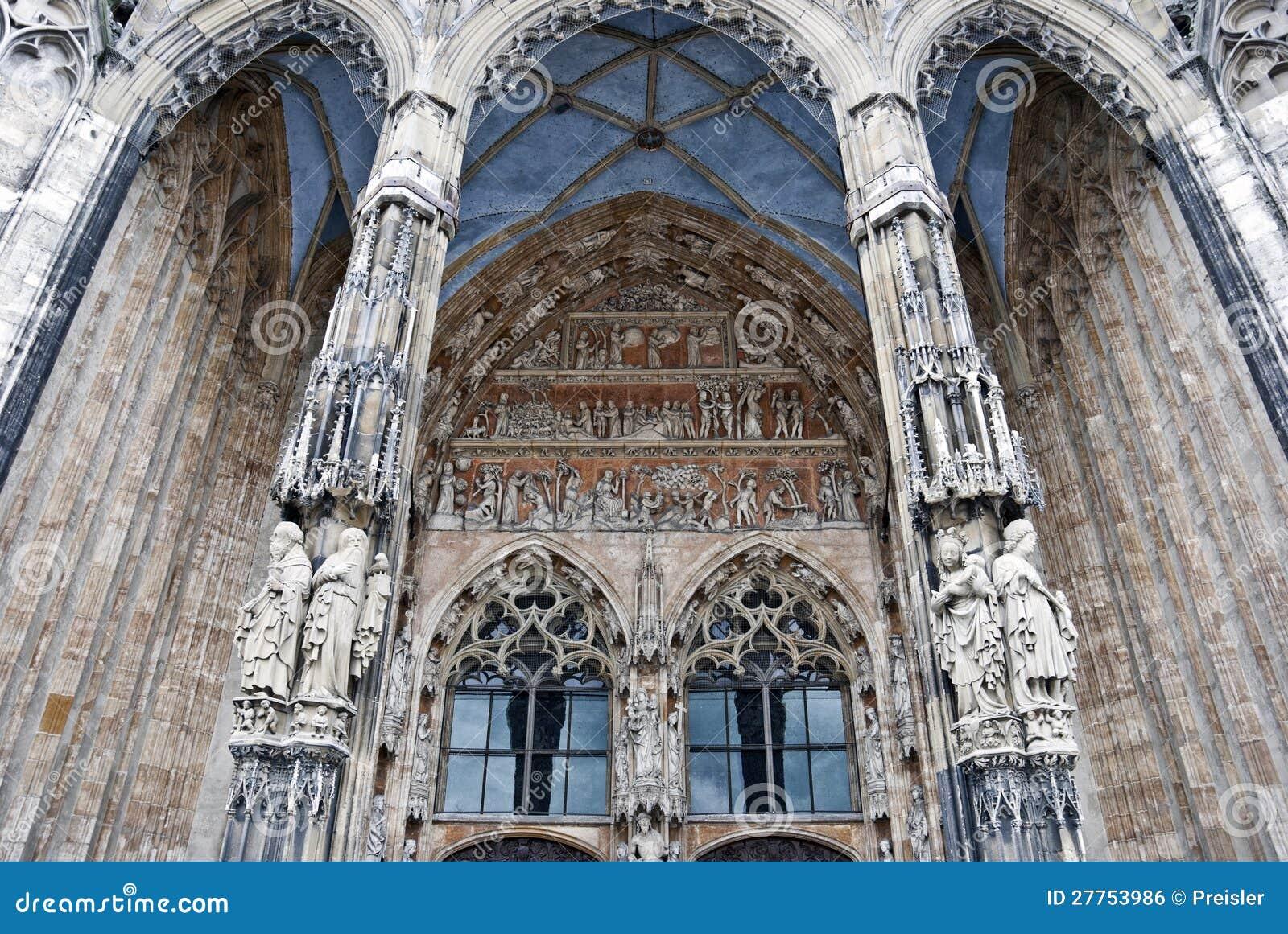 Architecture gothique - groupes