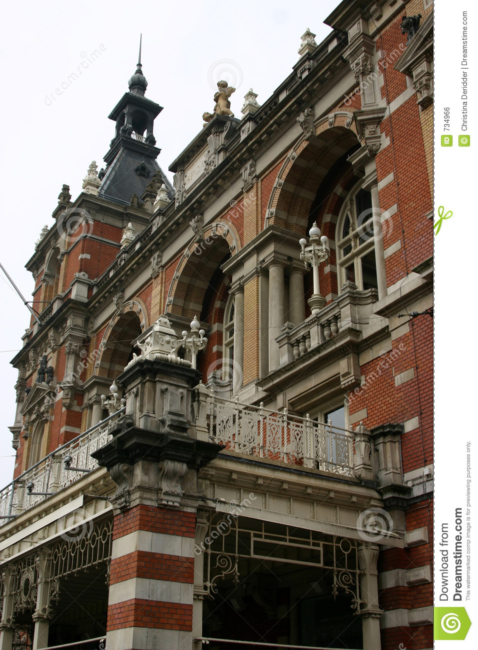 Architecture hollandaise