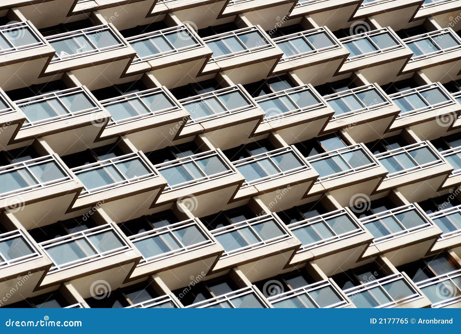 Architecture moderne photo libre de droits image 2177765 for Architecture geometrique