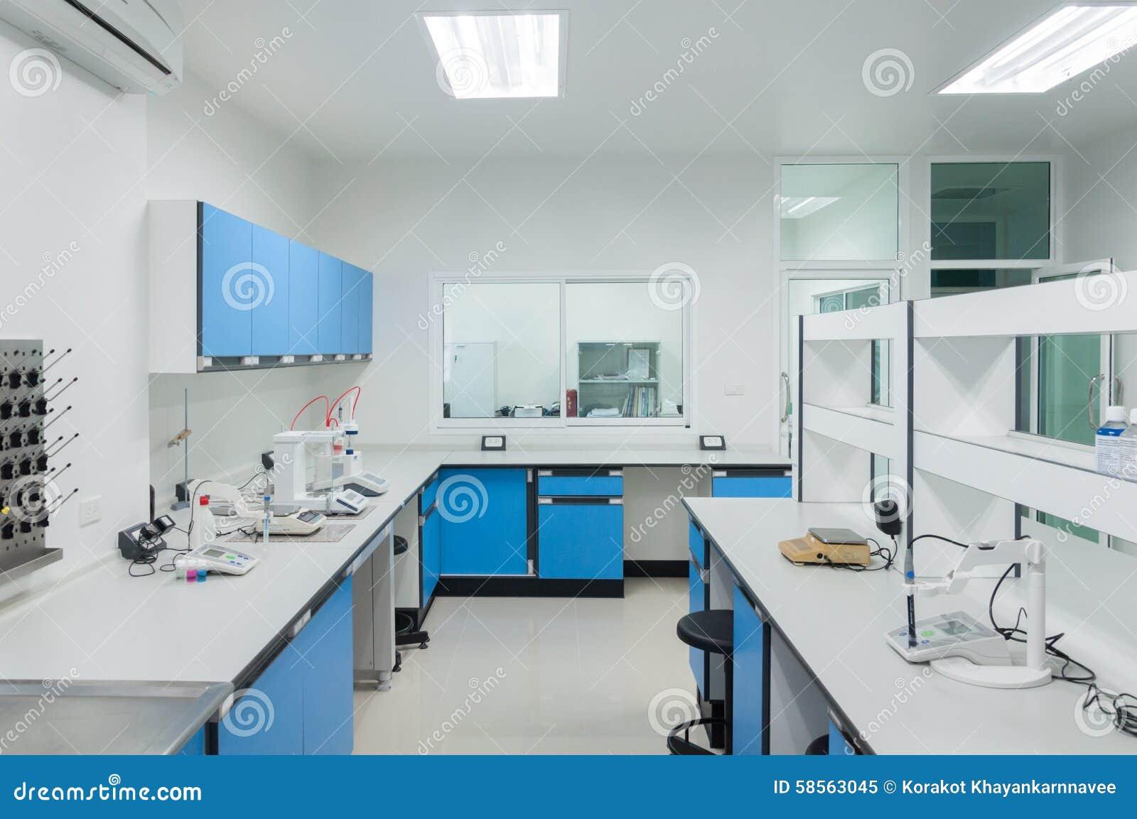 Architecture Moderne Dintrieur De Laboratoire La