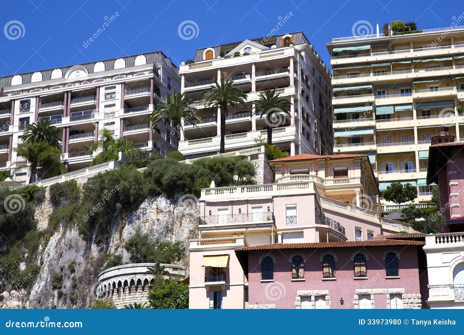 Architecture moderne de b timents de classe de luxe photo for Architecture des batiments