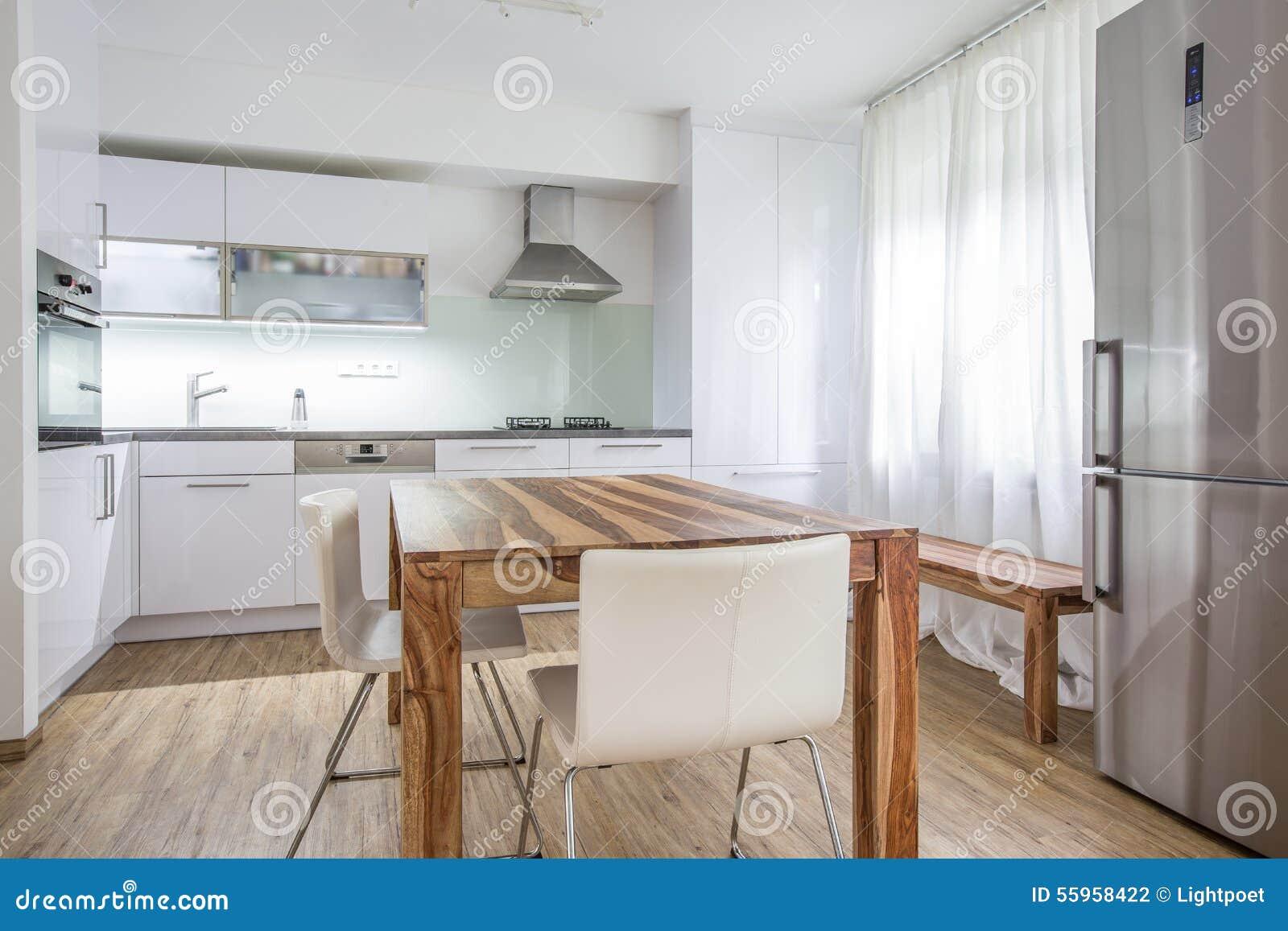 Architecture moderne de conception int rieure de cuisine for Cuisine de a a z