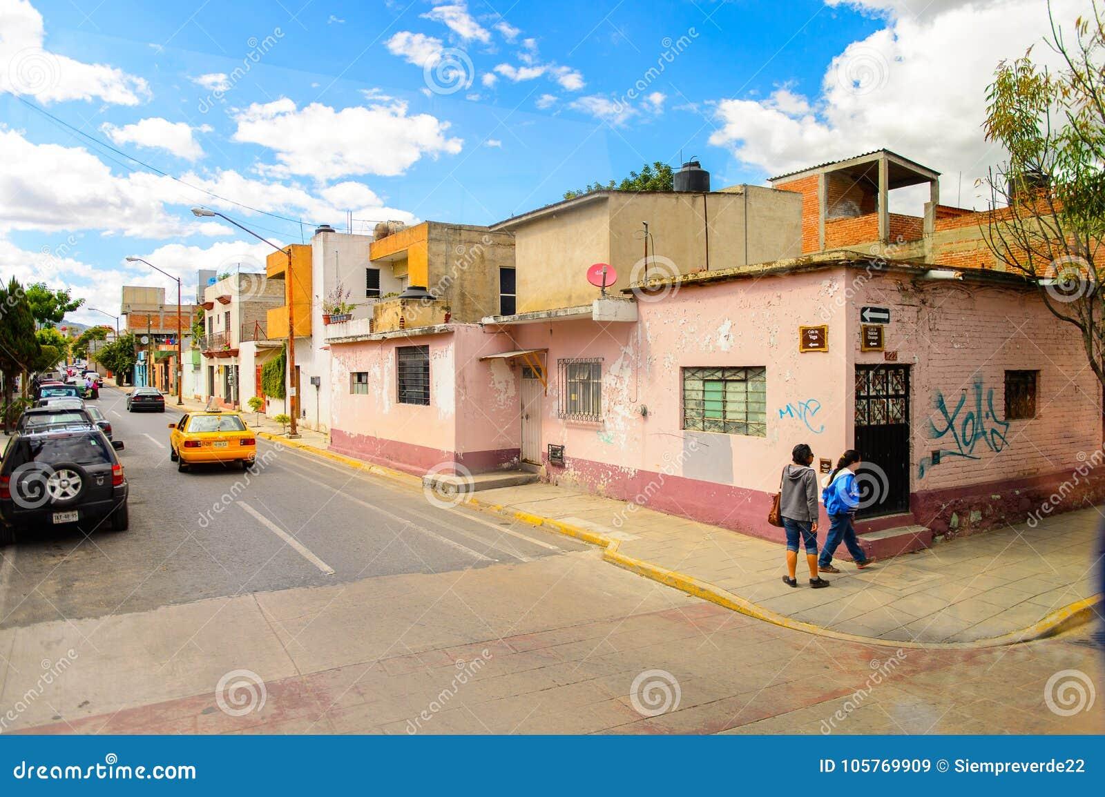 Architecture of Oaxaca
