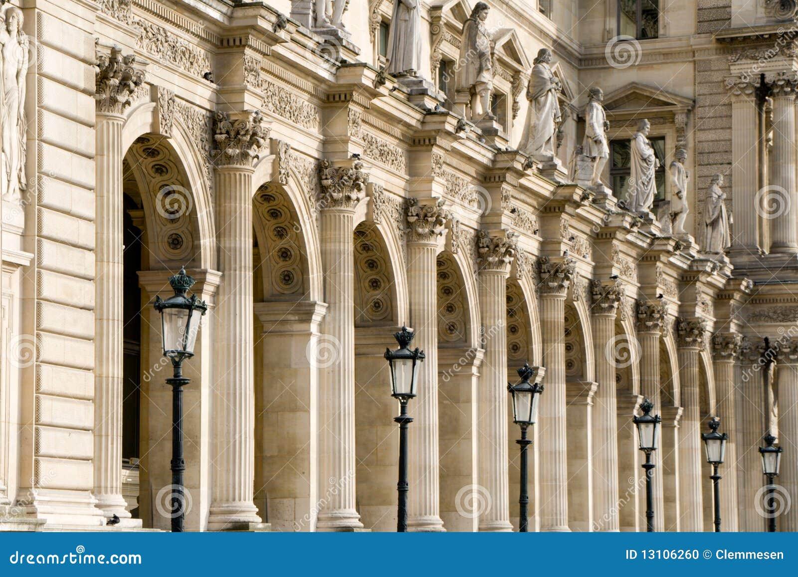 Architecture In Paris Stock Photo Image 13106260