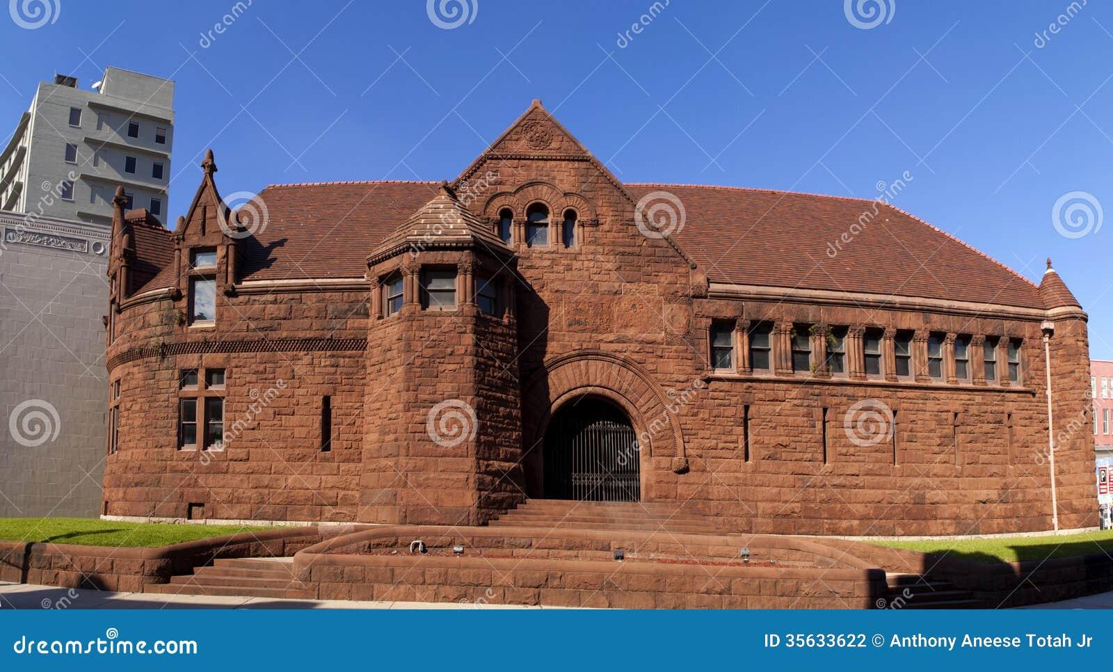 Romanesque Revival Architecture: romanesque revival (1890) editorial ...