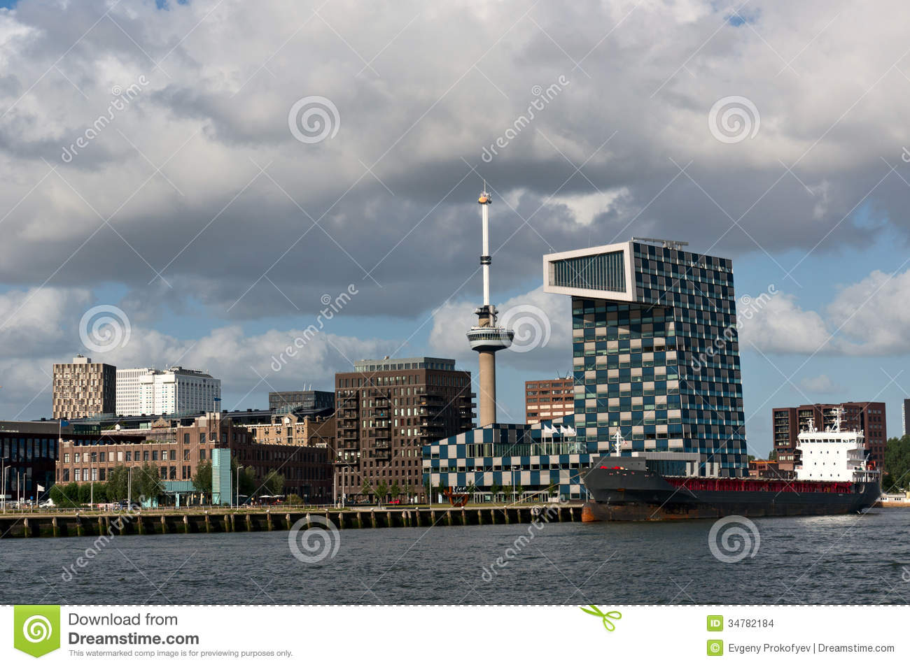 Architecture of rotterdam stock images image 34782184 for Architecture rotterdam
