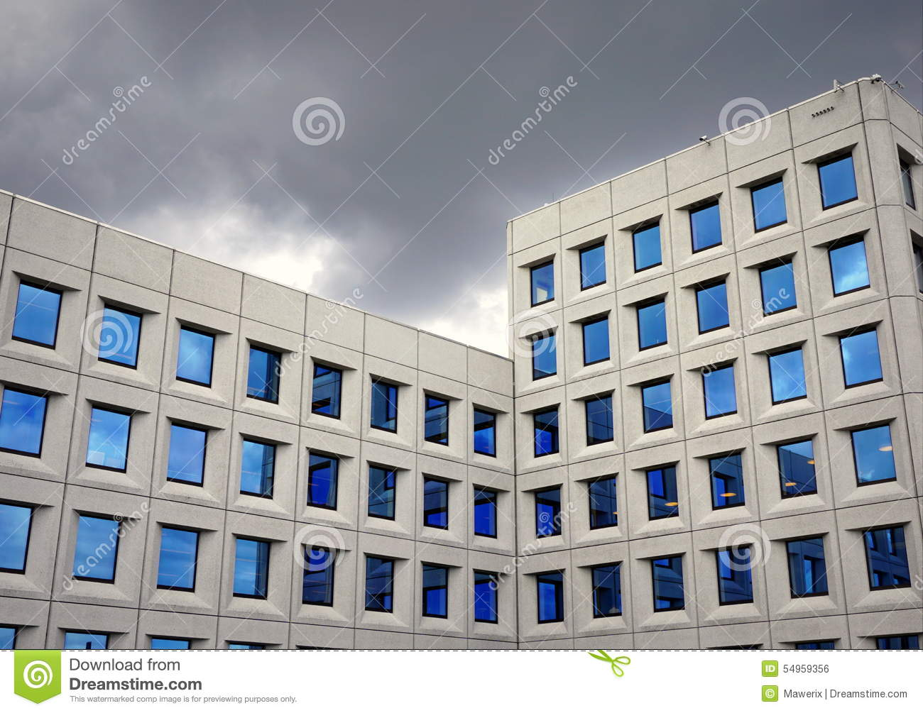 Architecture scandinave photo stock image 54959356 for Architecture traditionnelle scandinave