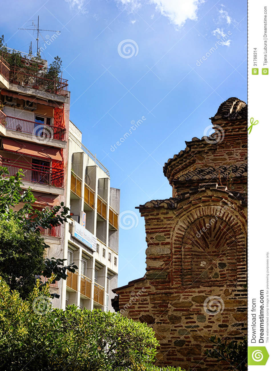 Architecture in thessaloniki stock images image 31768314 for Architecture rest