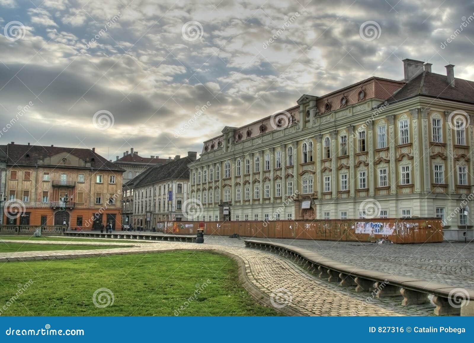 Architecture of Timisoara