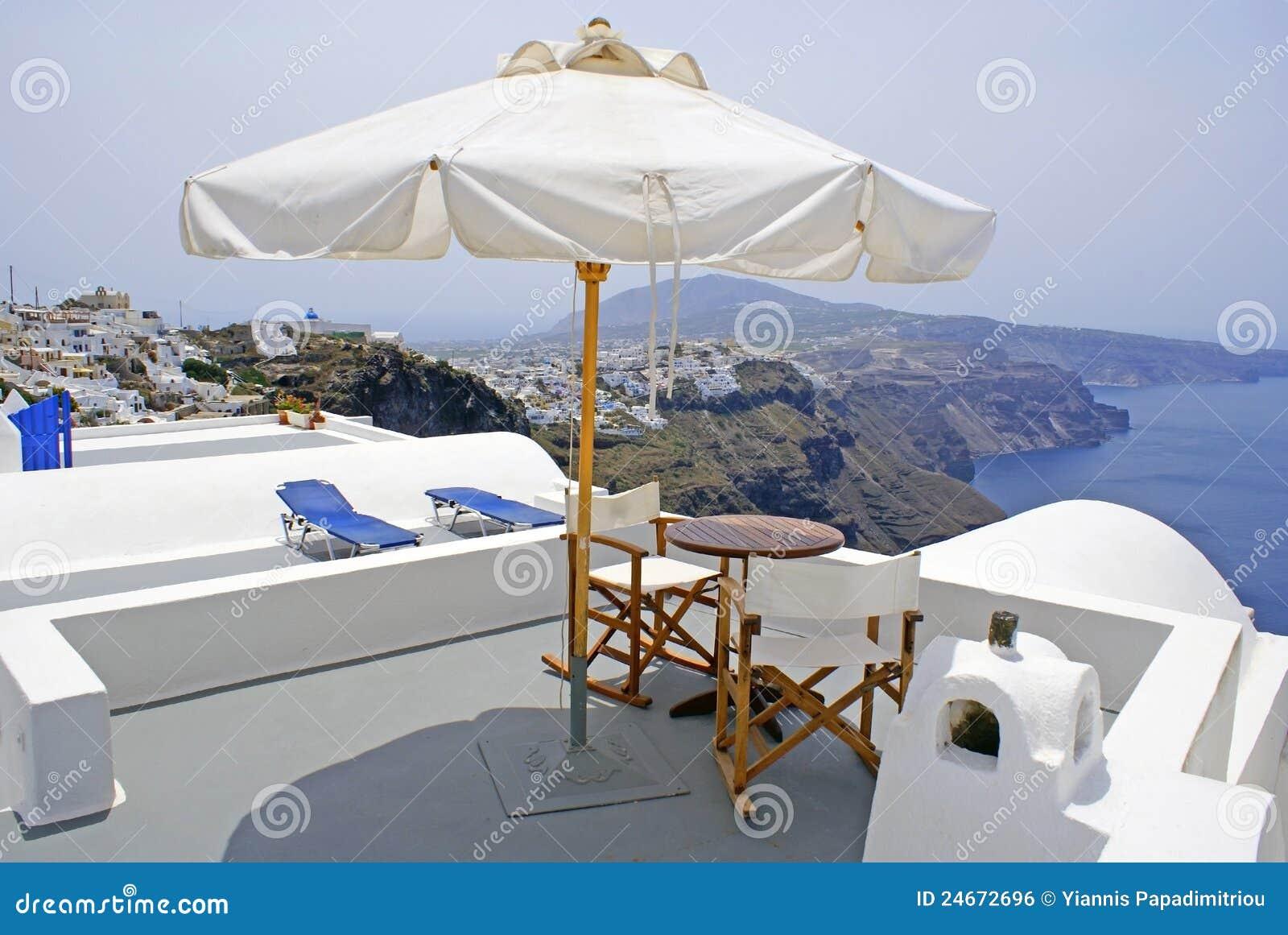 Architecture traditionnelle grecque dans l 39 isla de for Architecture traditionnelle
