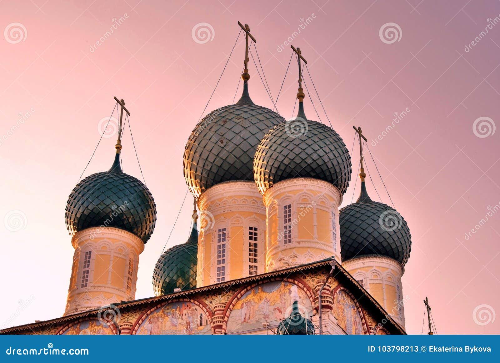 Resurrection Cathedral Tutaev: photos, address and history 59
