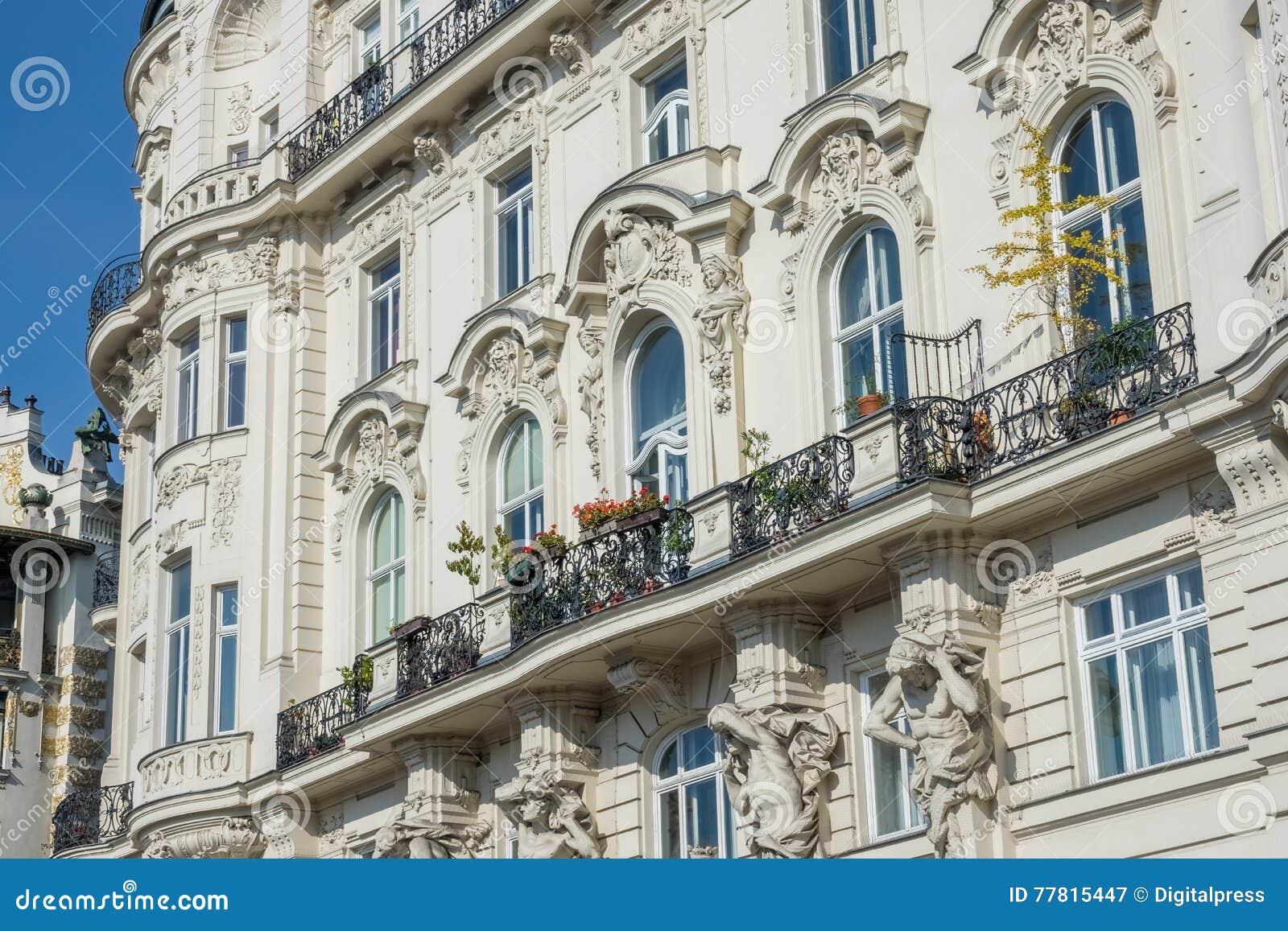 Architecture Vienna Art Nouveau