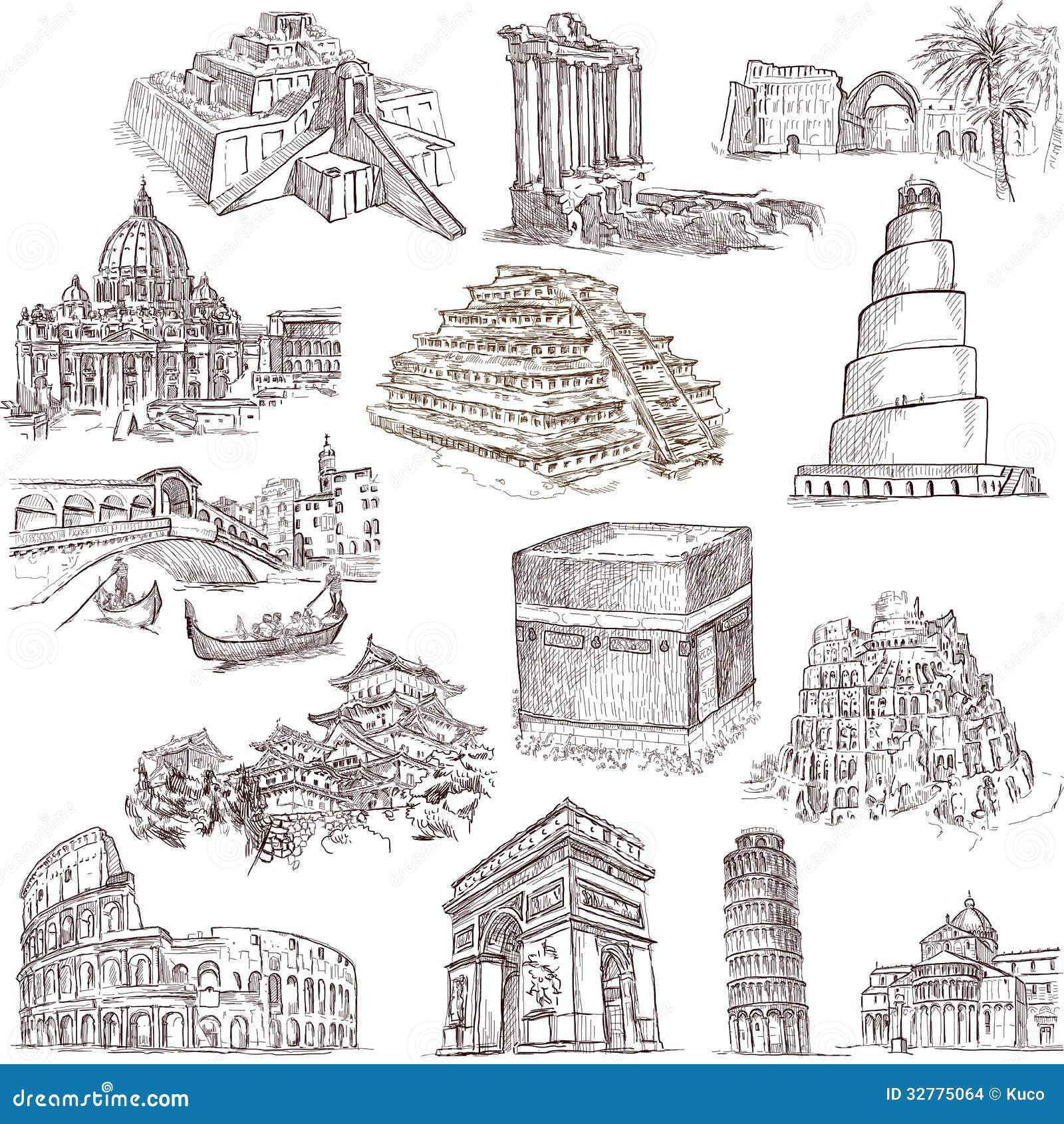 Architectuur en plaatsen 2