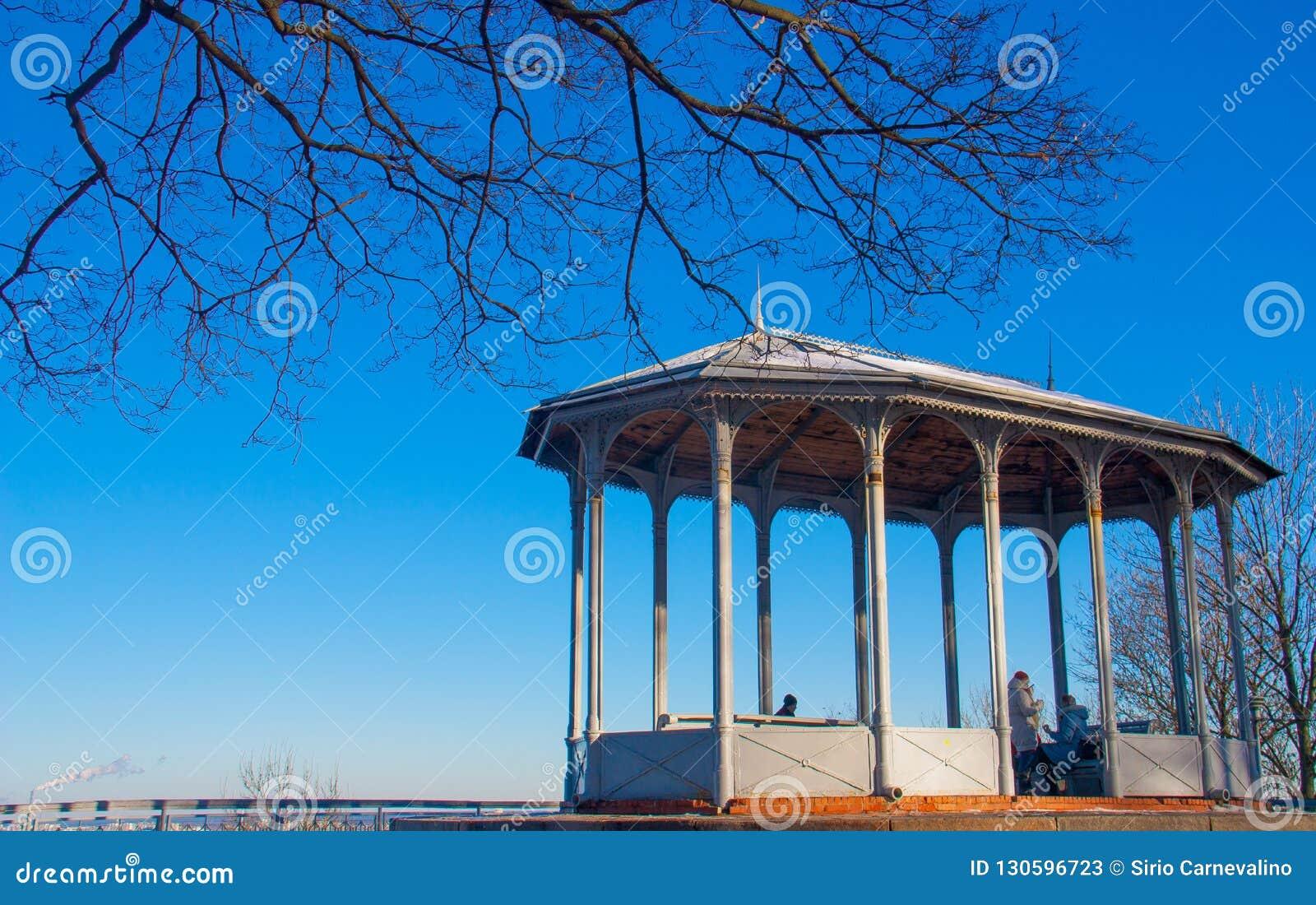 Architectuur in Kiev, de Oekraïne