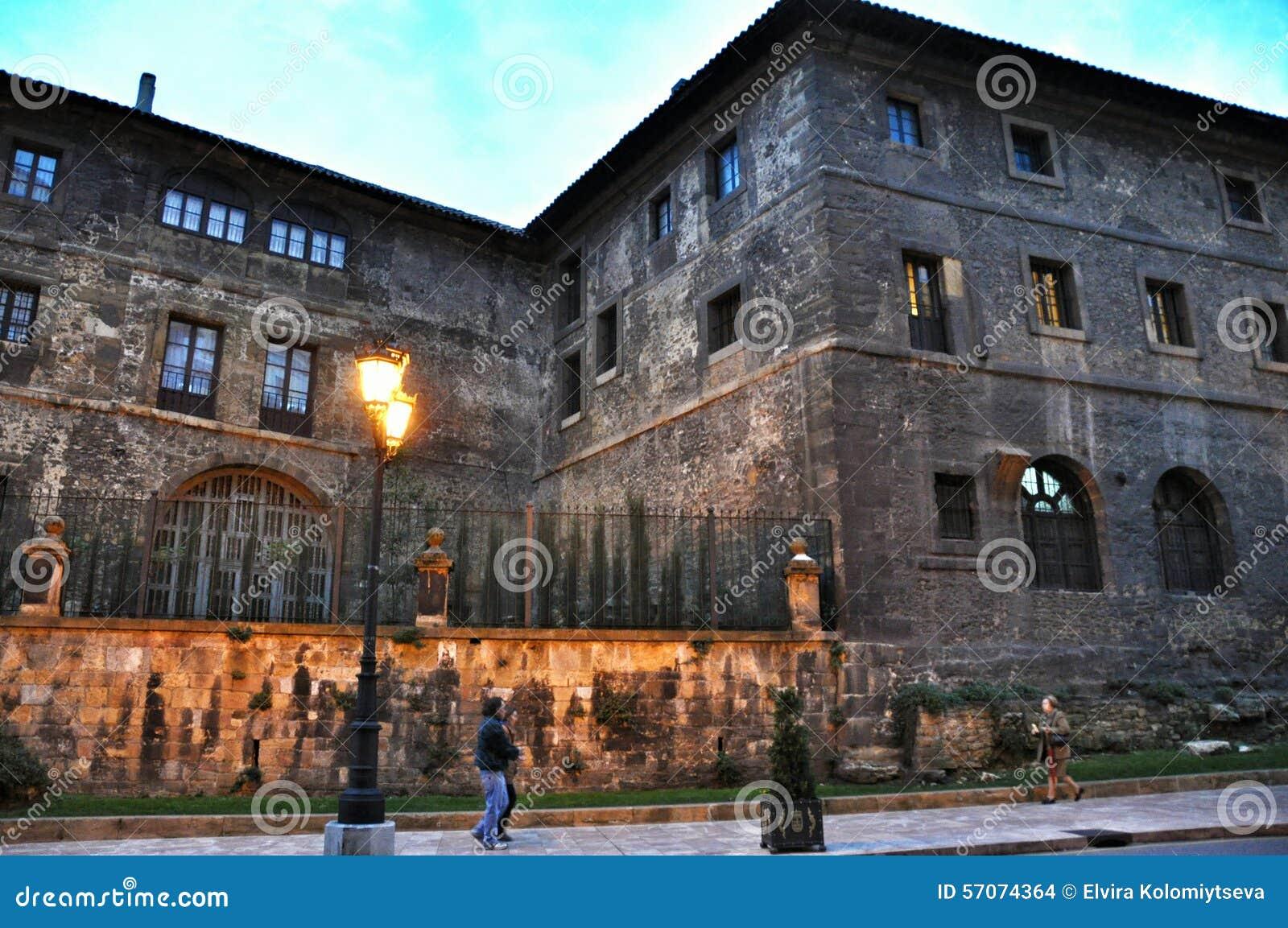 Architectuur Oviedo
