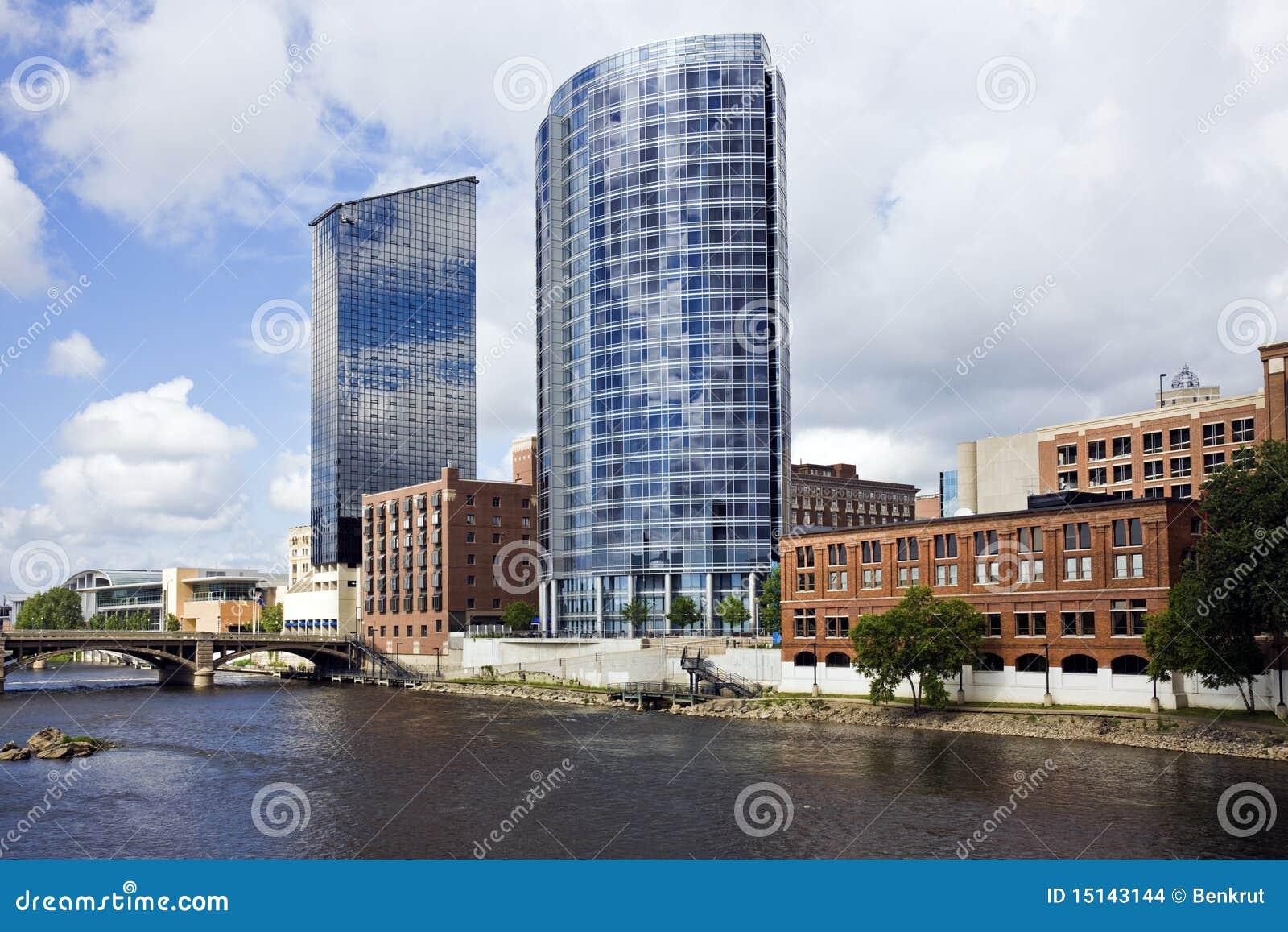 Architectuur van Grand Rapids