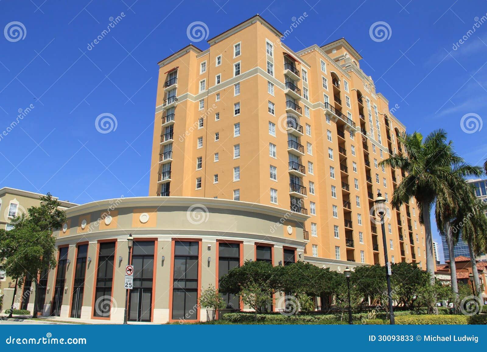 Architectuur in het Palm Beach van het Westen
